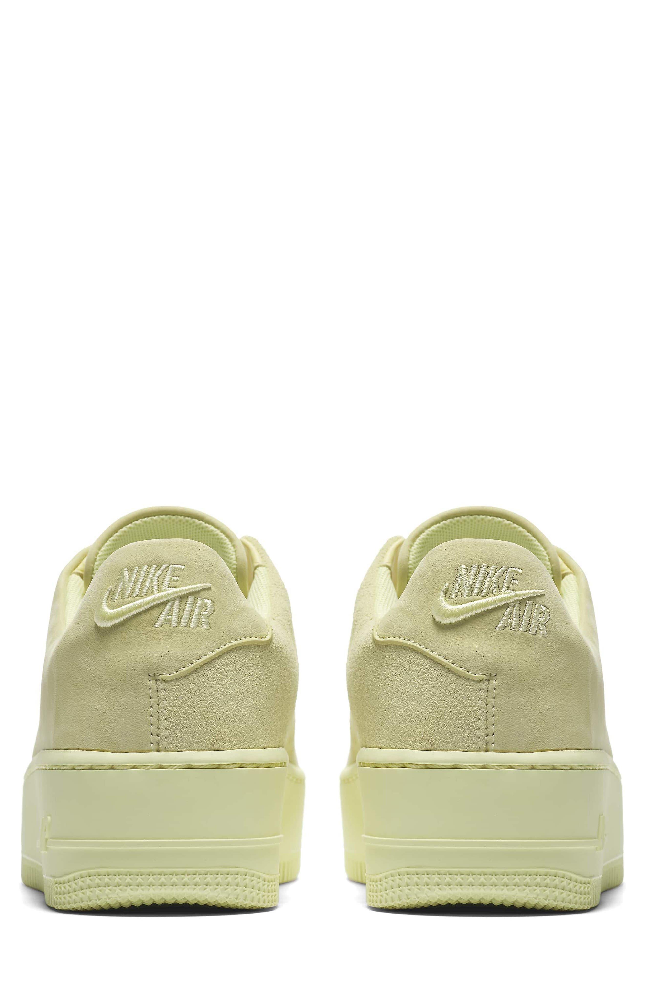 Air Force 1 Sage XX Sneaker,                             Alternate thumbnail 2, color,                             Luminous Green