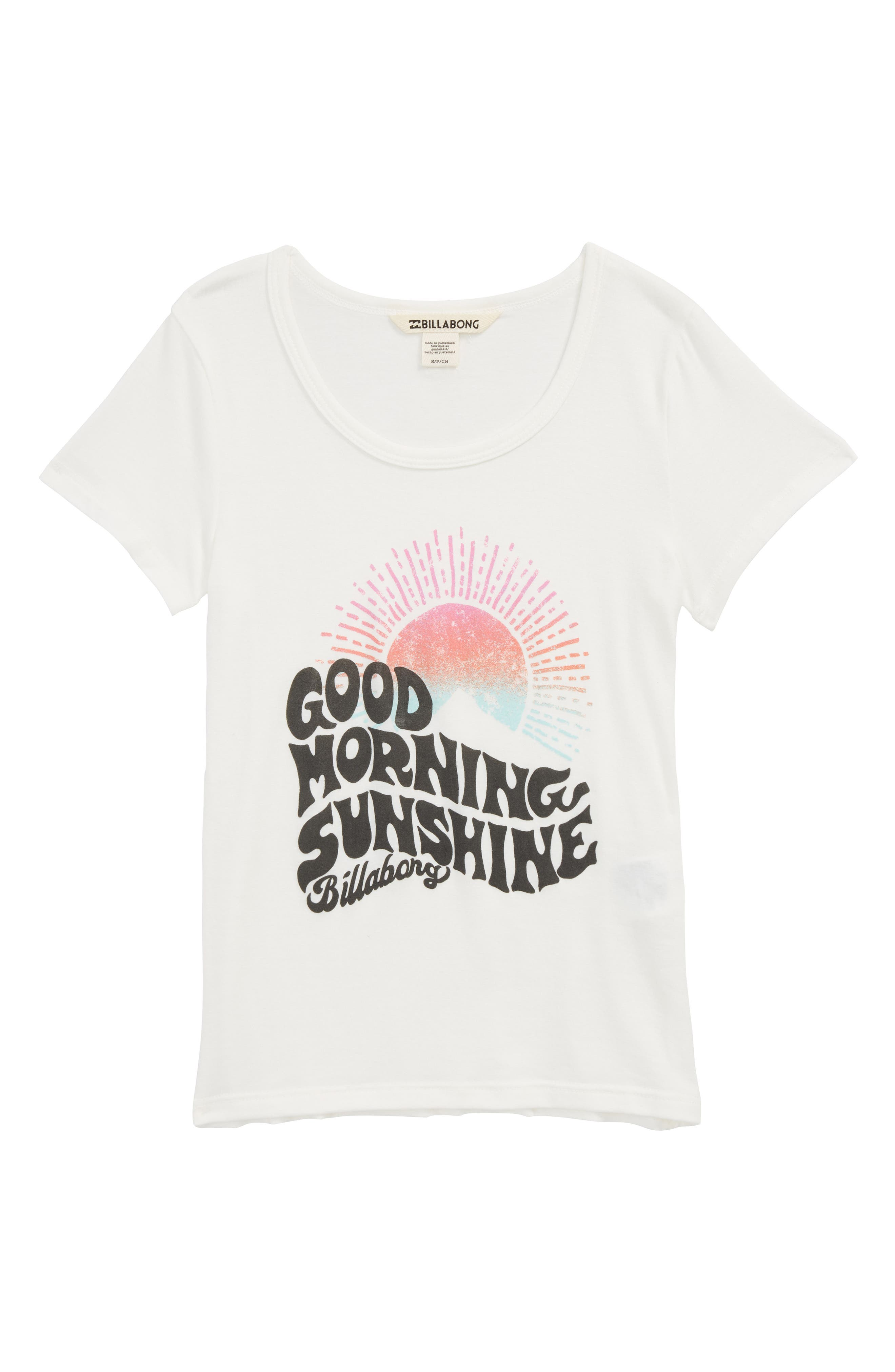 Billabong Hey There Tee (Little Girls & Big Girls)