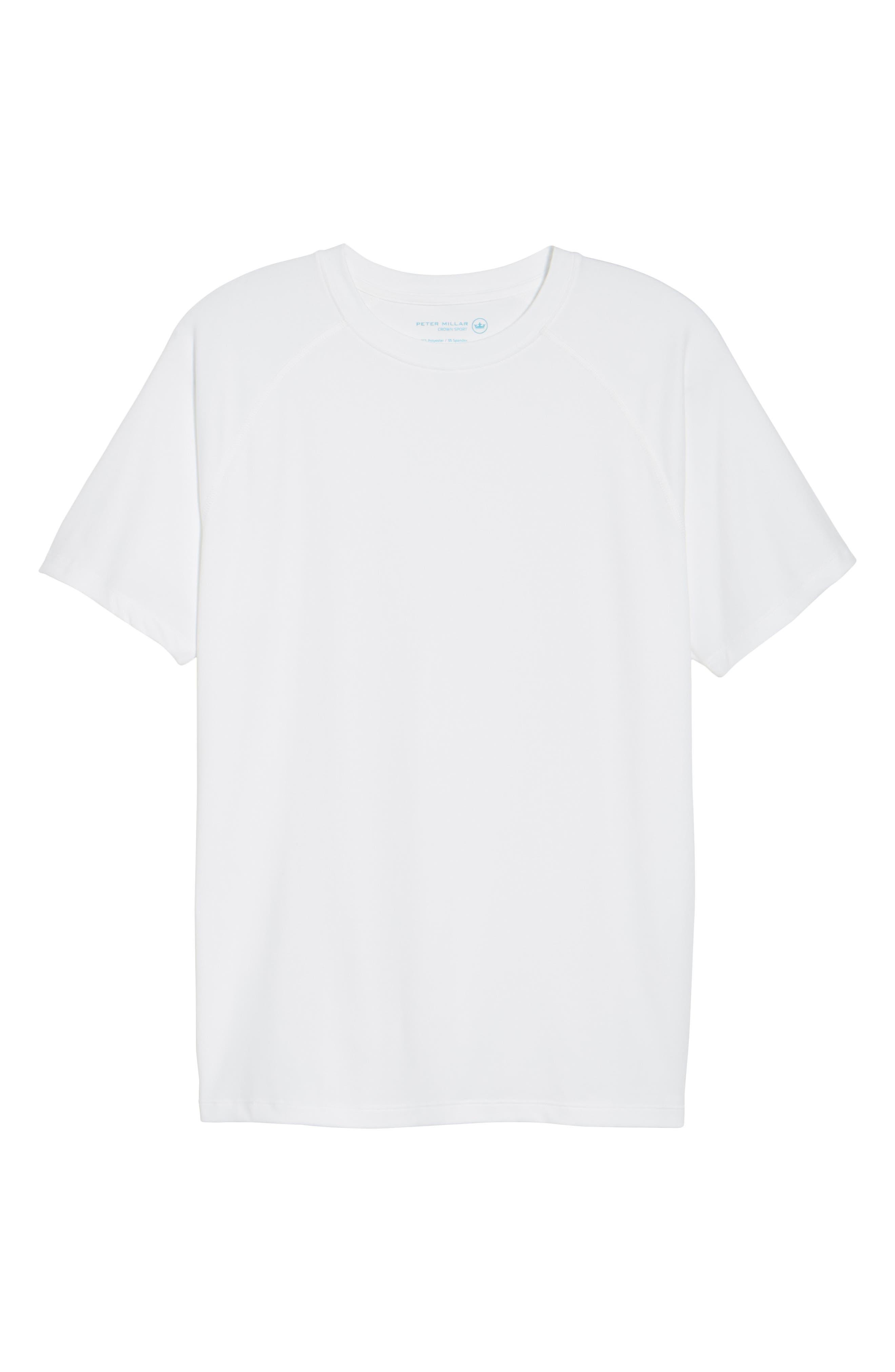 Rio Technical T-Shirt,                             Alternate thumbnail 6, color,                             White