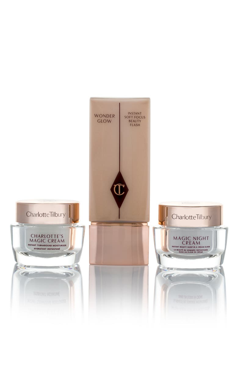 Charlotte Tilbury The Gift of Glowing Skin Set ($128.50 Value) | Nordstrom