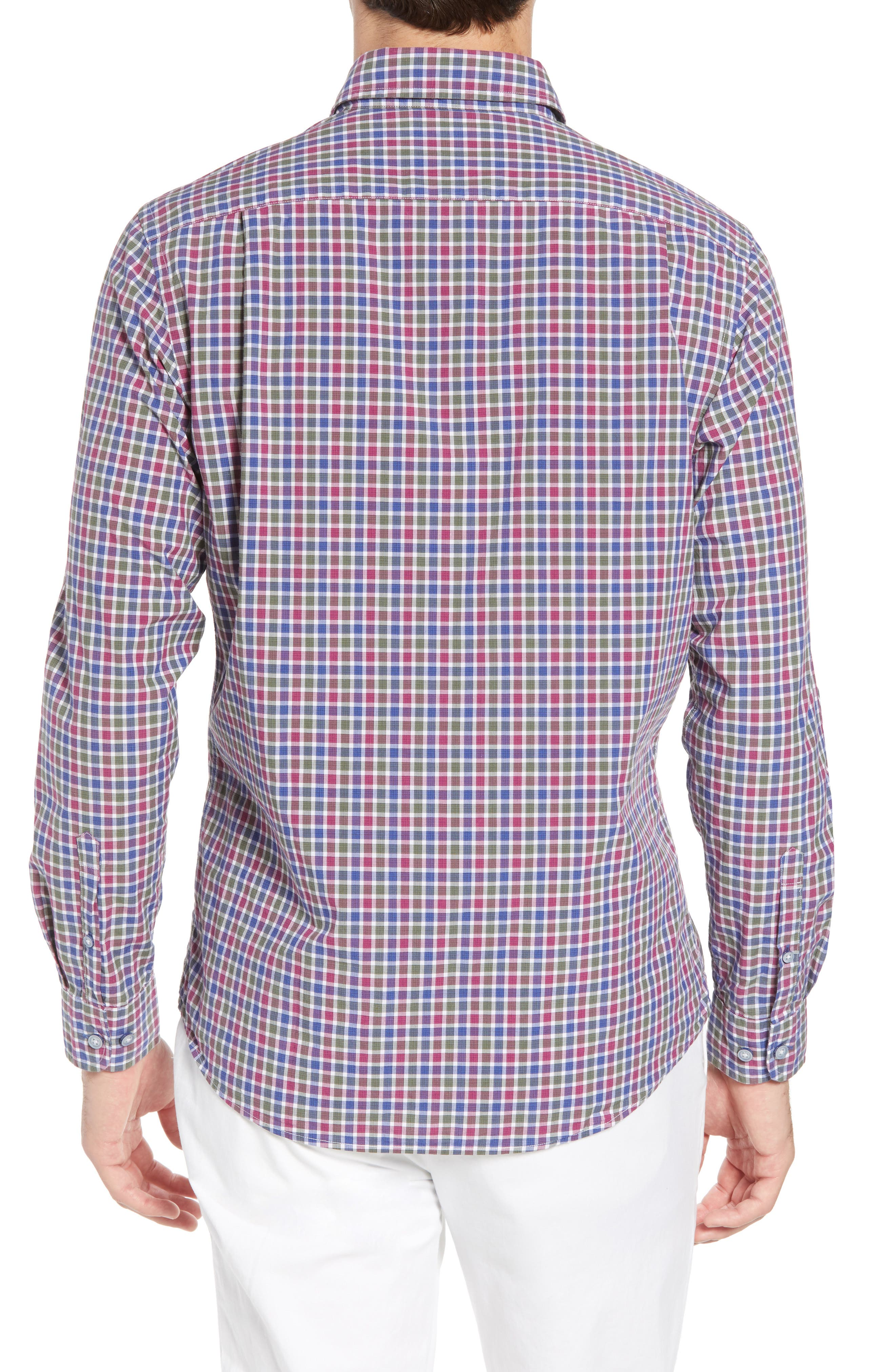 Alternate Image 3  - Rodd & Gunn Macreas Flat Regular Fit Sport Shirt