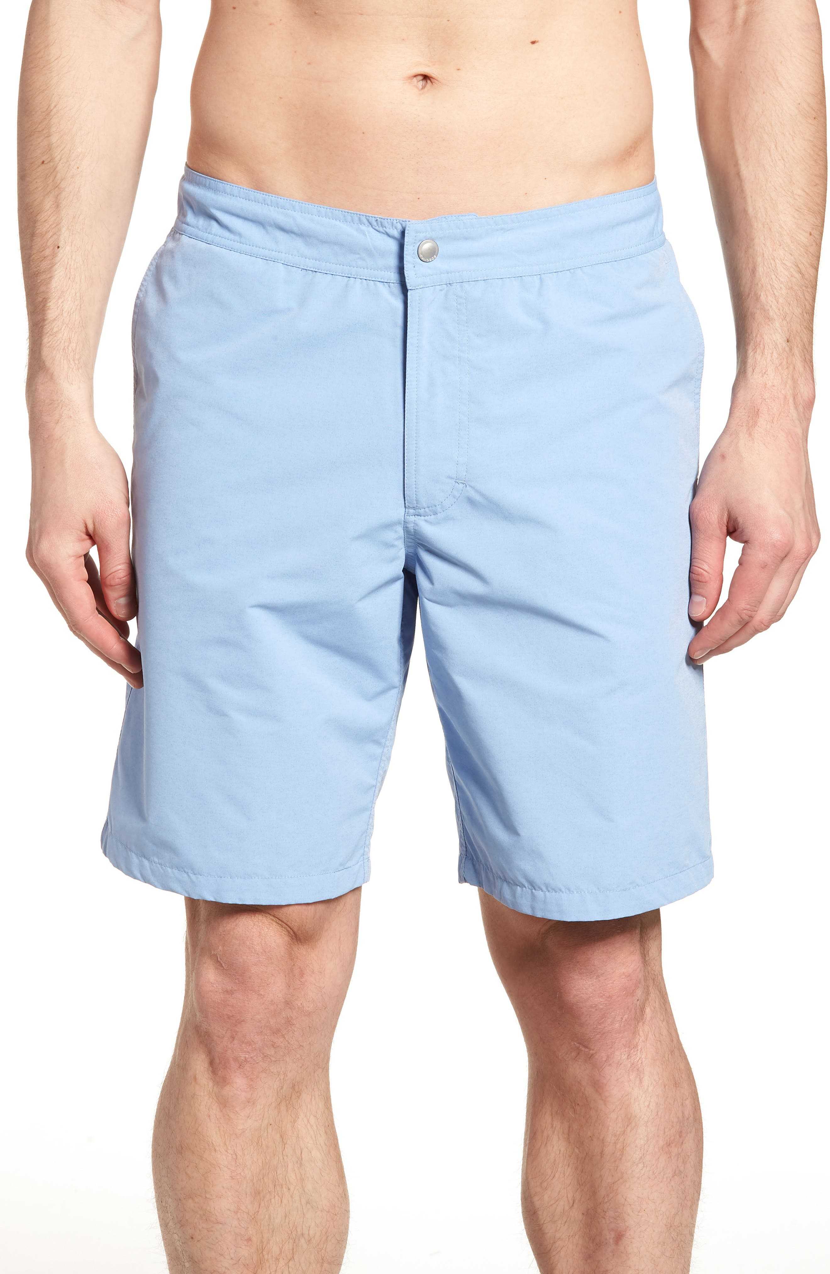 Alternate Image 1 Selected - Bonobos Banzai 9-Inch Swim Trunks