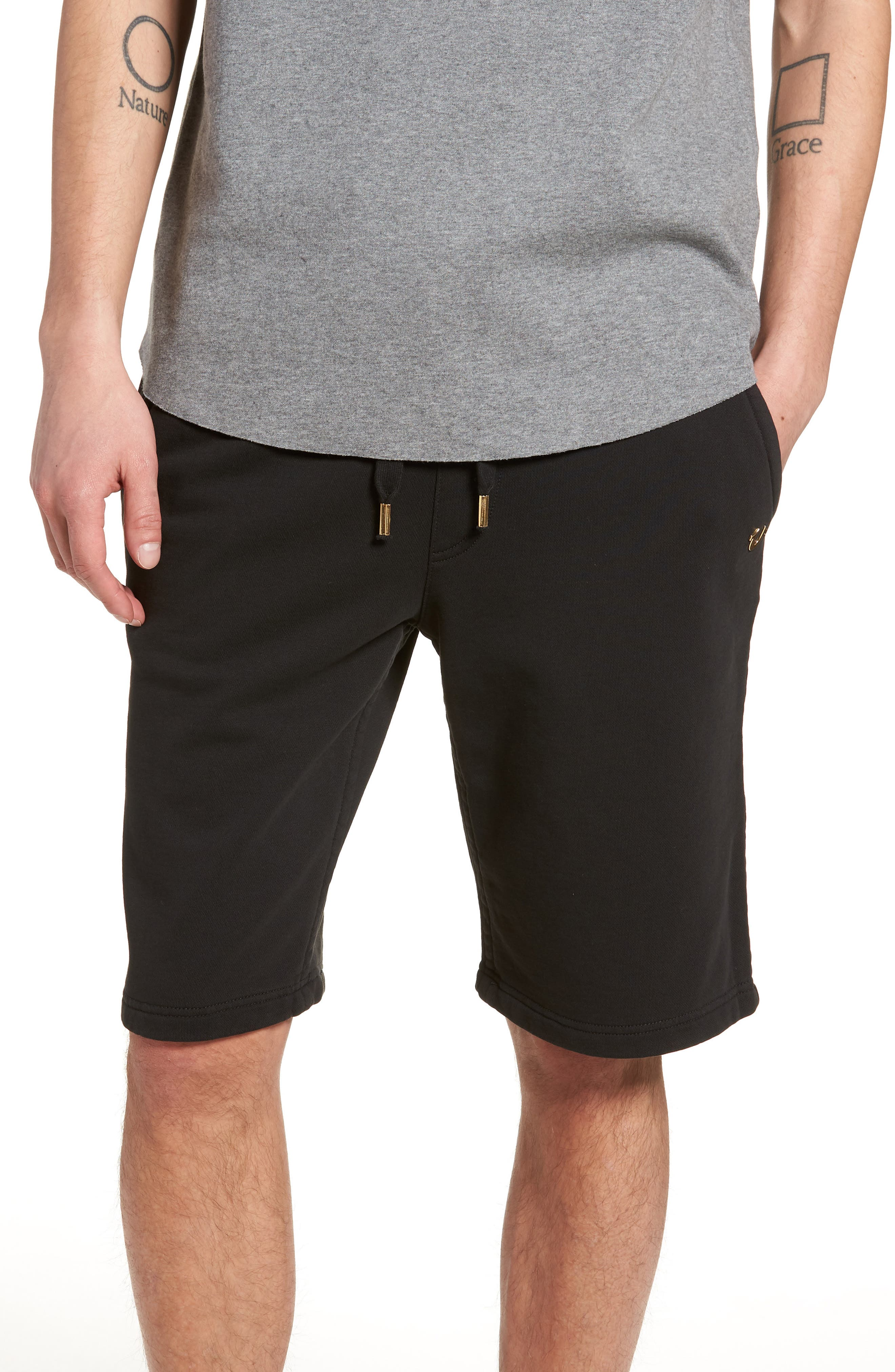Core Shorts,                         Main,                         color, True Black