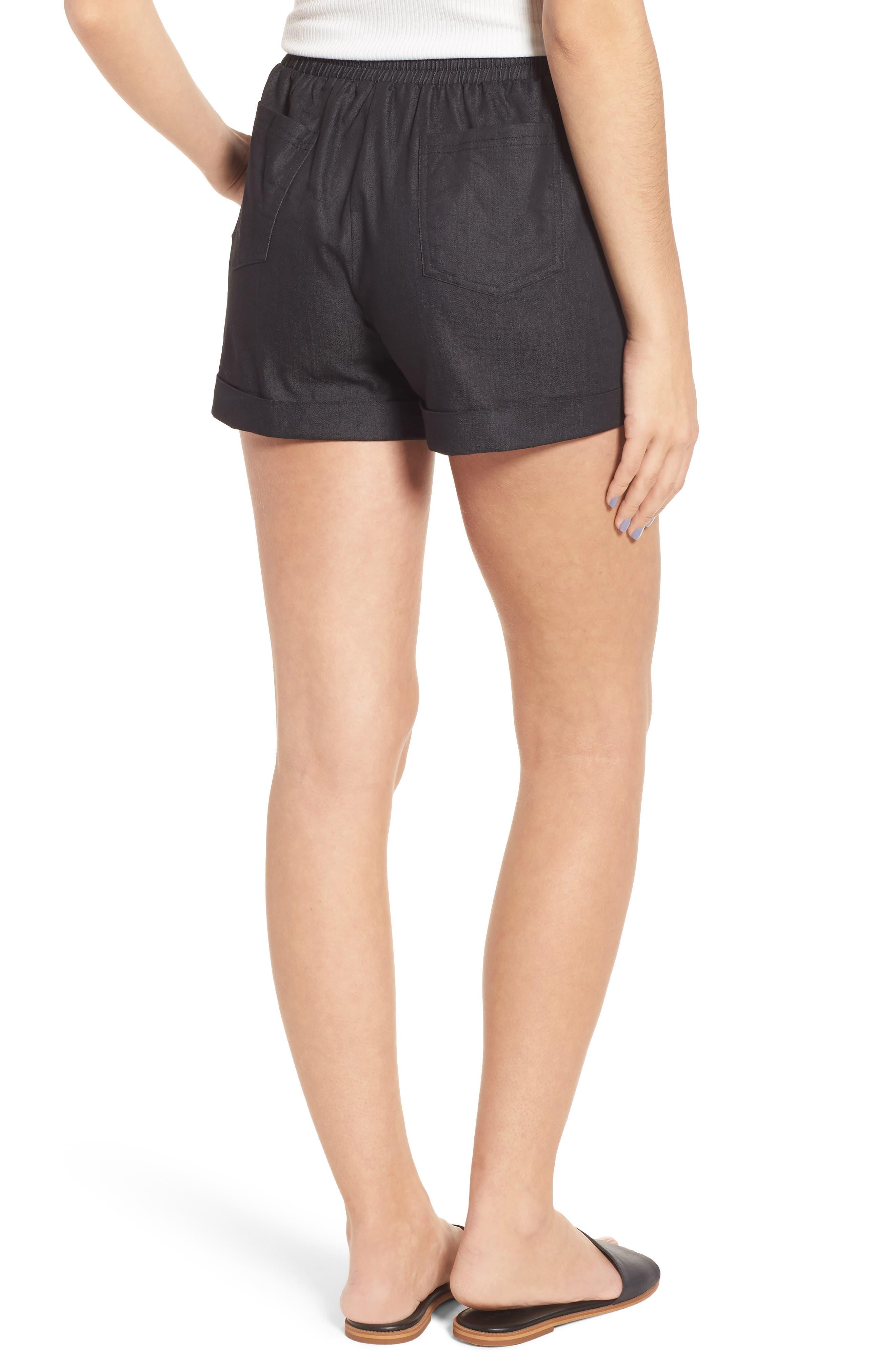 Getaway Shorts,                             Alternate thumbnail 2, color,                             Black