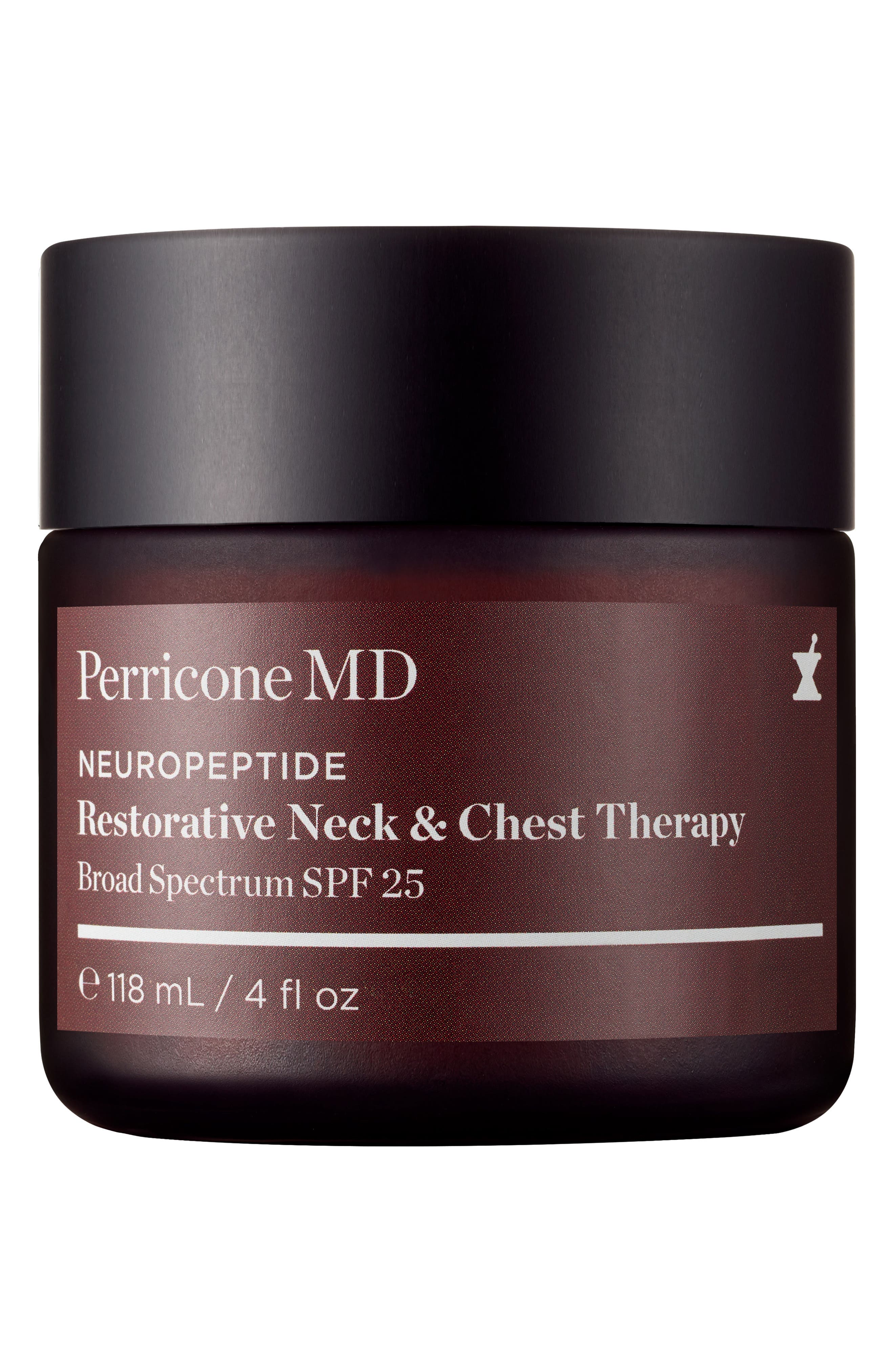 Neuropeptide Restorative Neck & Chest Therapy SPF 25,                             Main thumbnail 1, color,                             No Color
