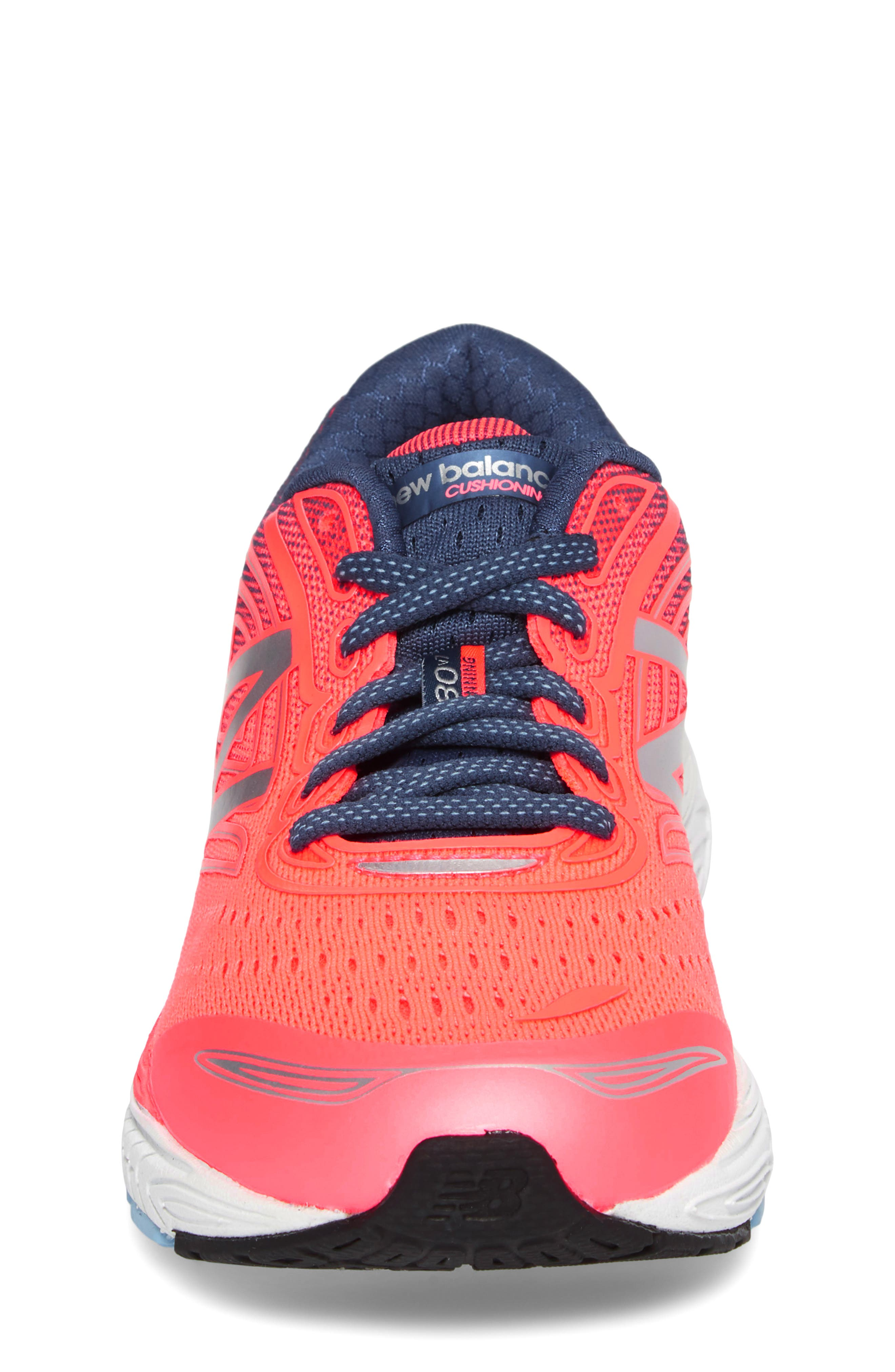 880v7 Sneaker,                             Alternate thumbnail 4, color,                             Guava