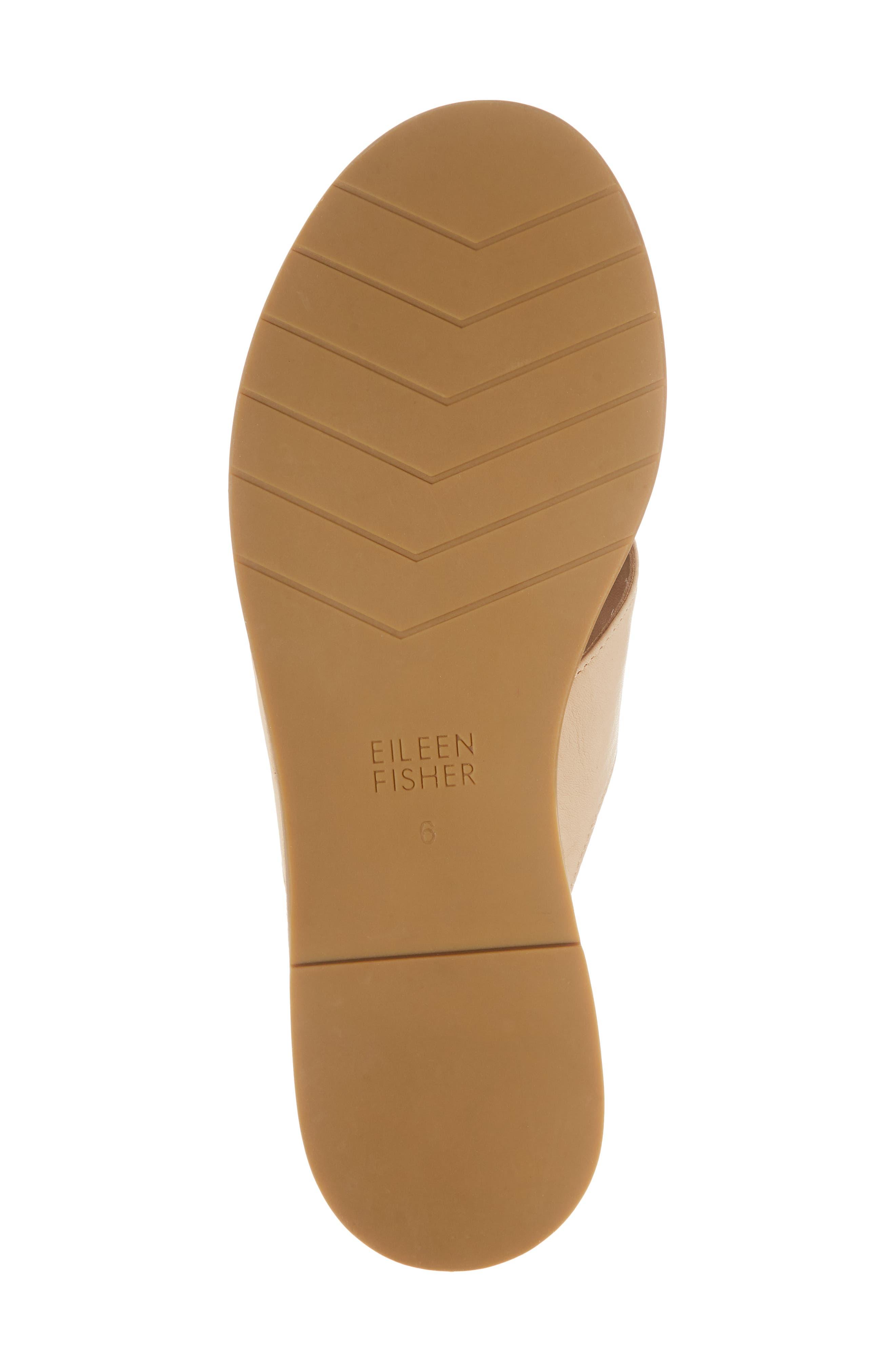 Cape Slide Sandal,                             Alternate thumbnail 6, color,                             Desert Leather