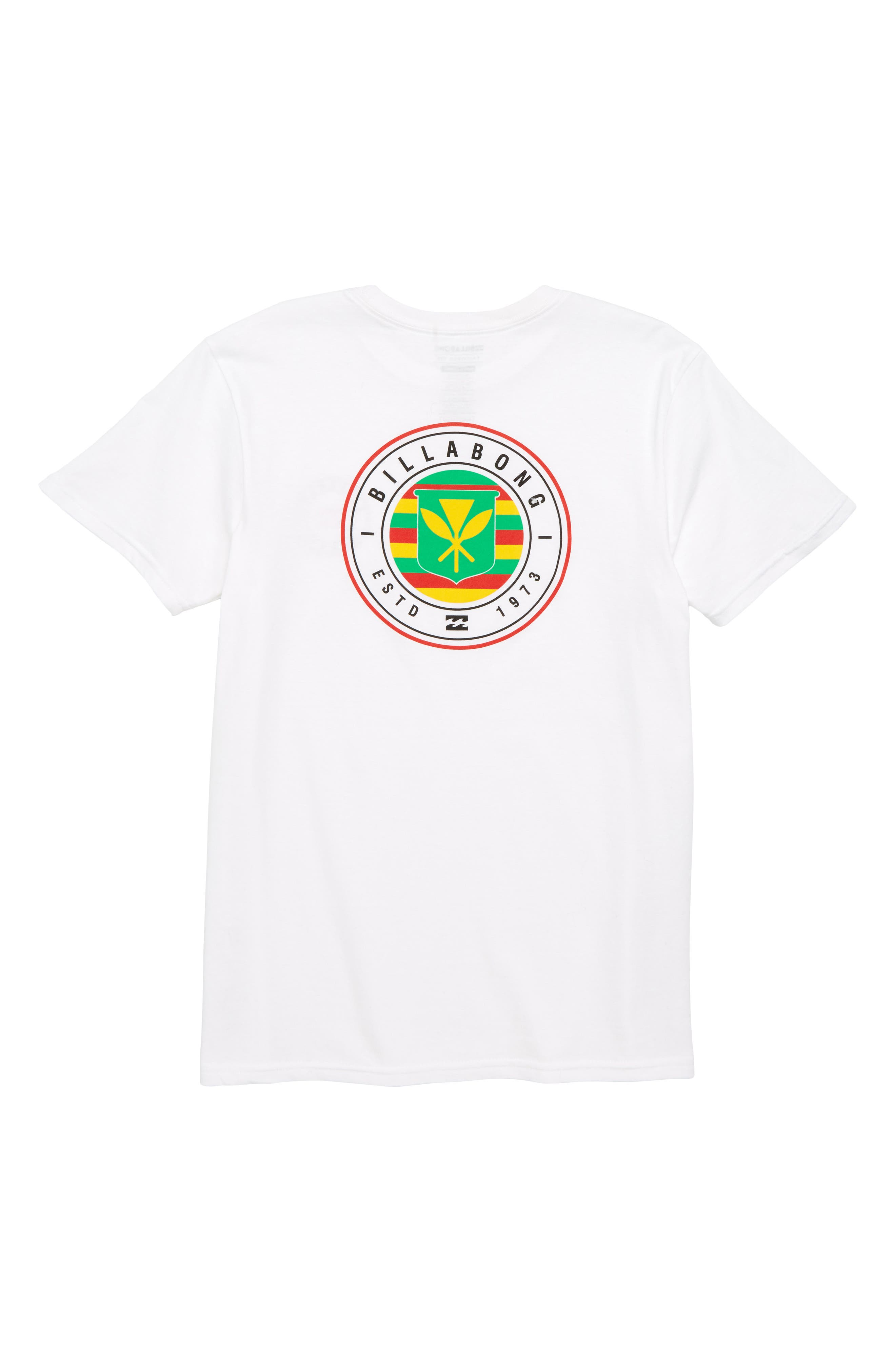 Native Rotor HI T-Shirt,                             Alternate thumbnail 2, color,                             White