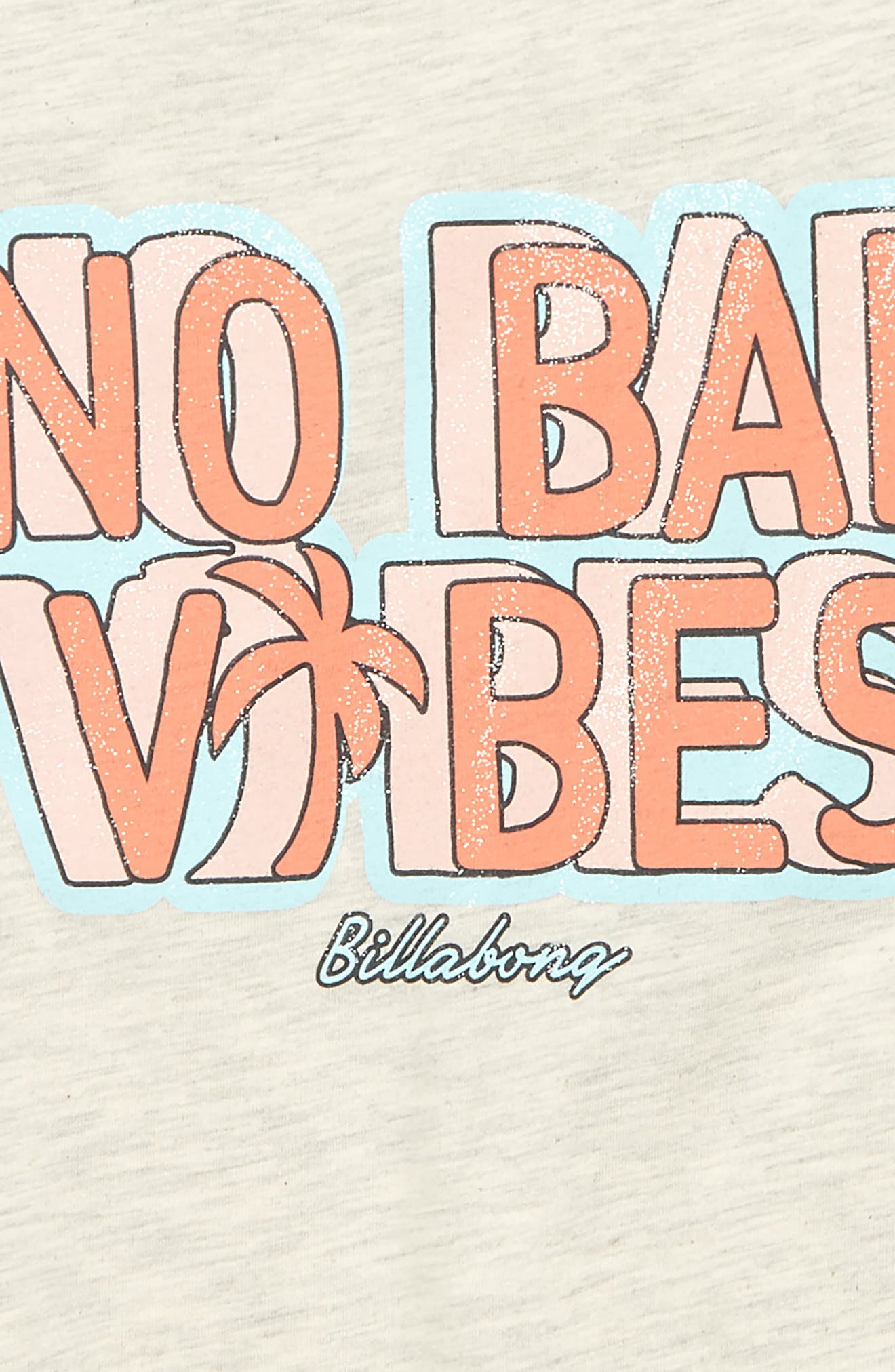 No Bad Vibes Graphic Tank,                             Alternate thumbnail 2, color,                             Ice Athletic Grey