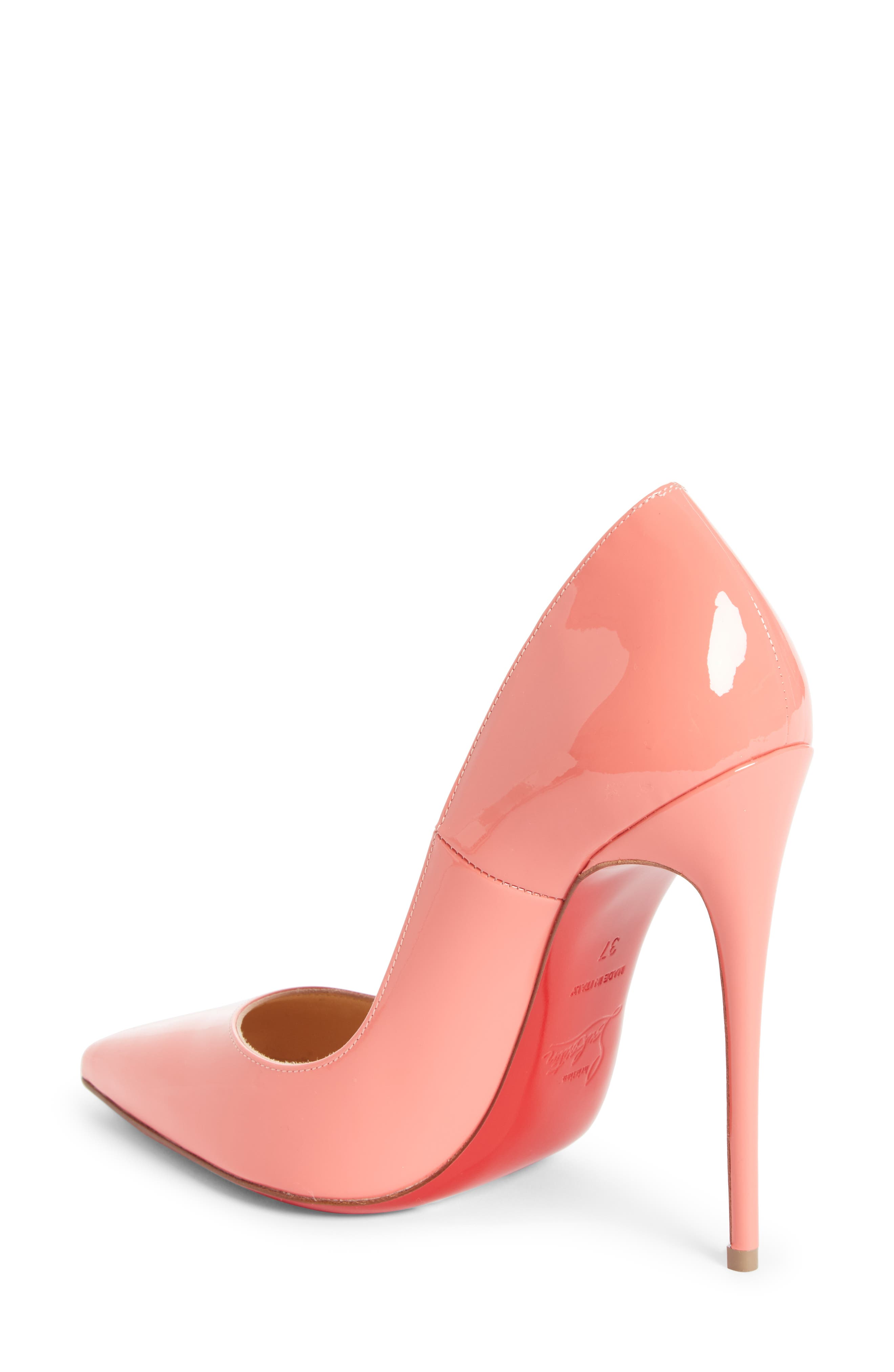 Alternate Image 2  - Christian Louboutin 'So Kate' Pointy Toe Pump (Women)