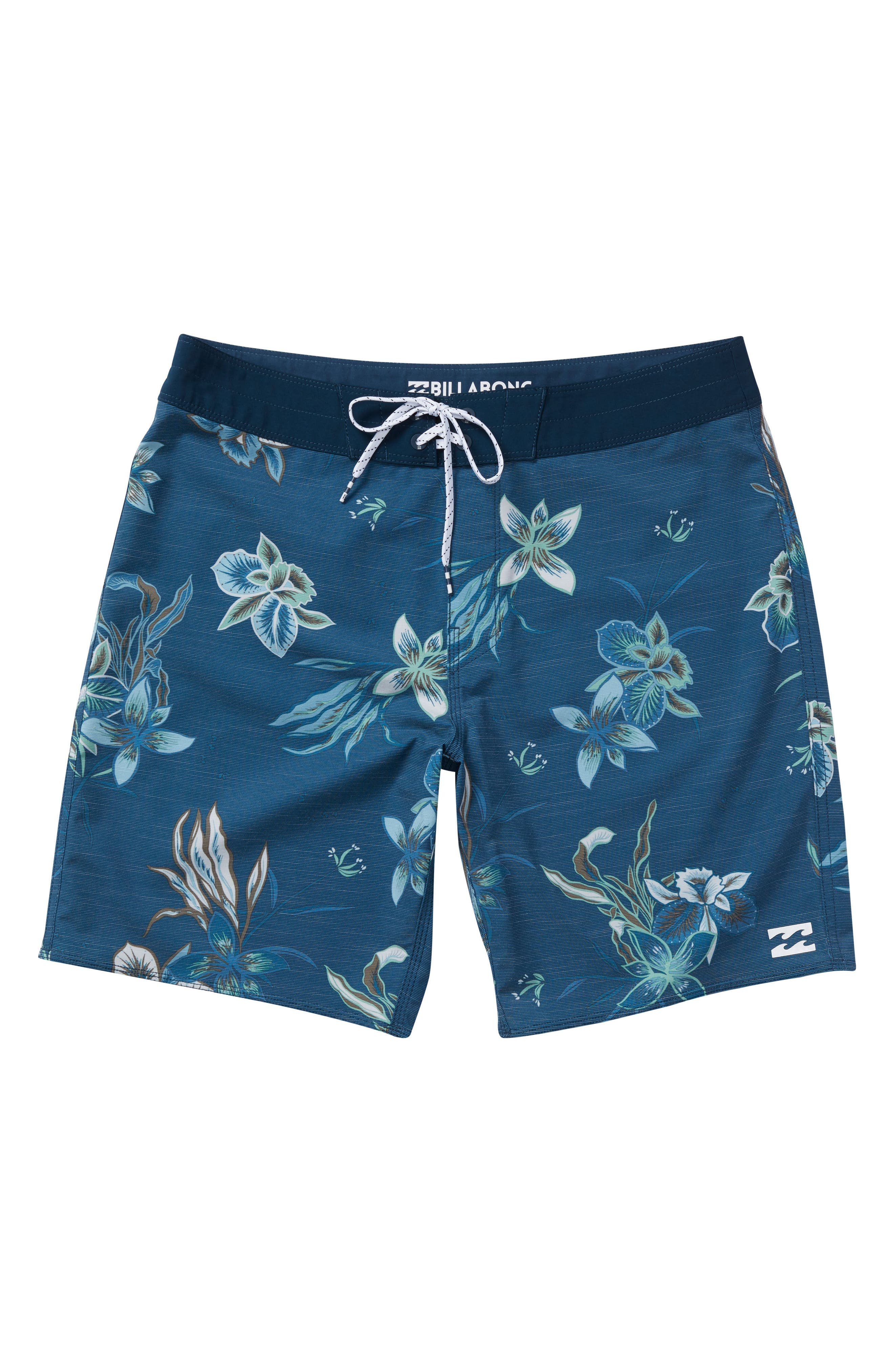 Sundays X Board Shorts,                         Main,                         color, Navy