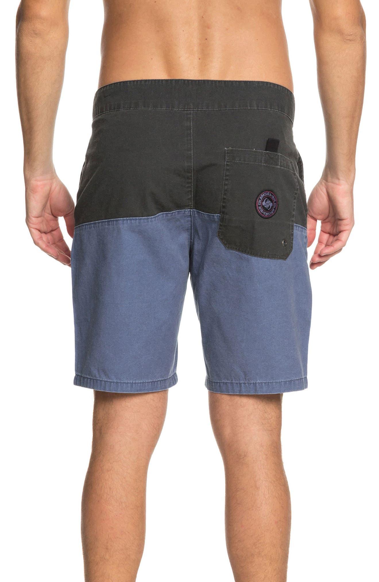 Mad Wax Block Shorts,                             Alternate thumbnail 2, color,                             Tarmac