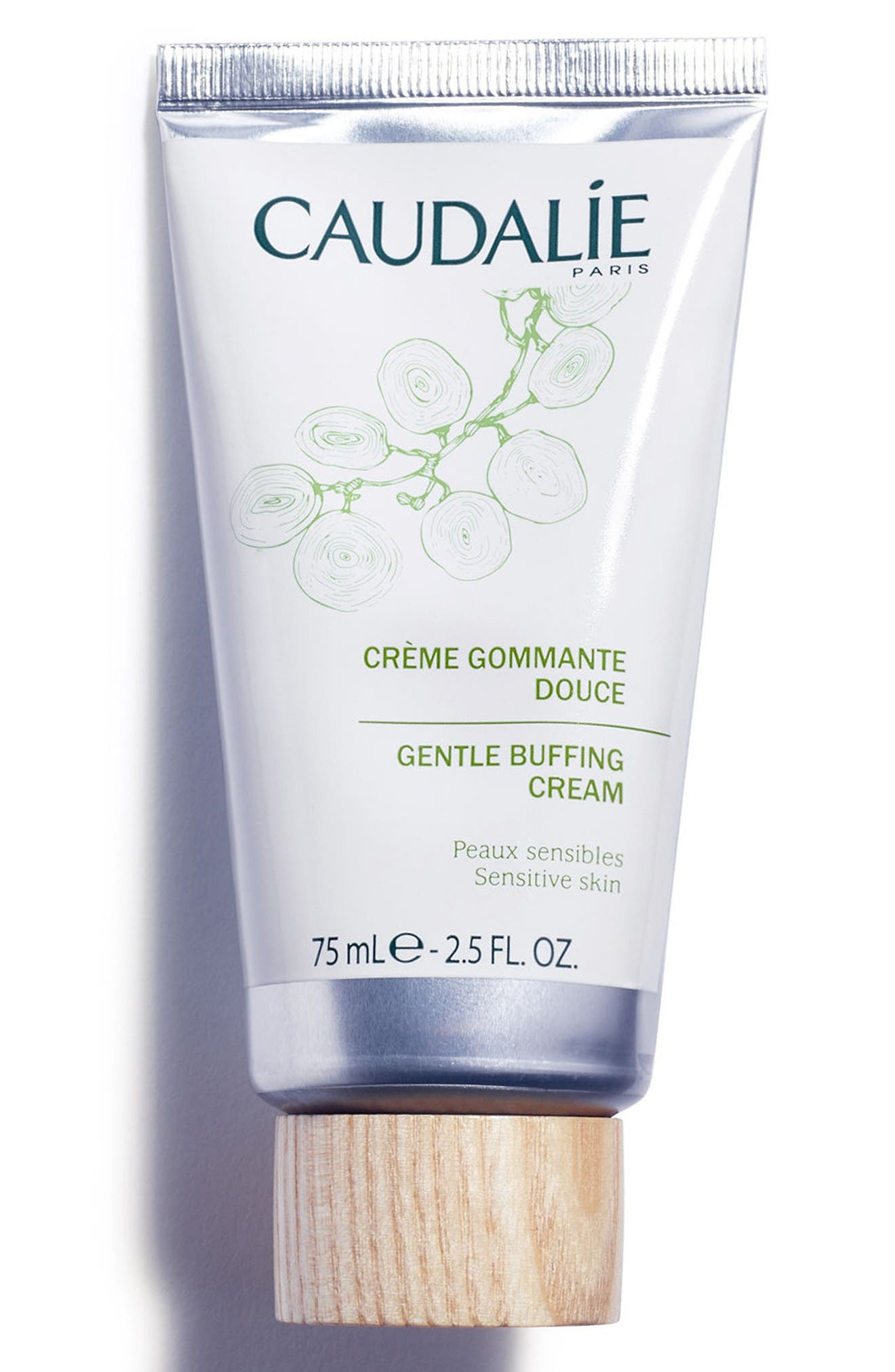 Gentle Buffing Cream,                             Alternate thumbnail 3, color,                             No Color