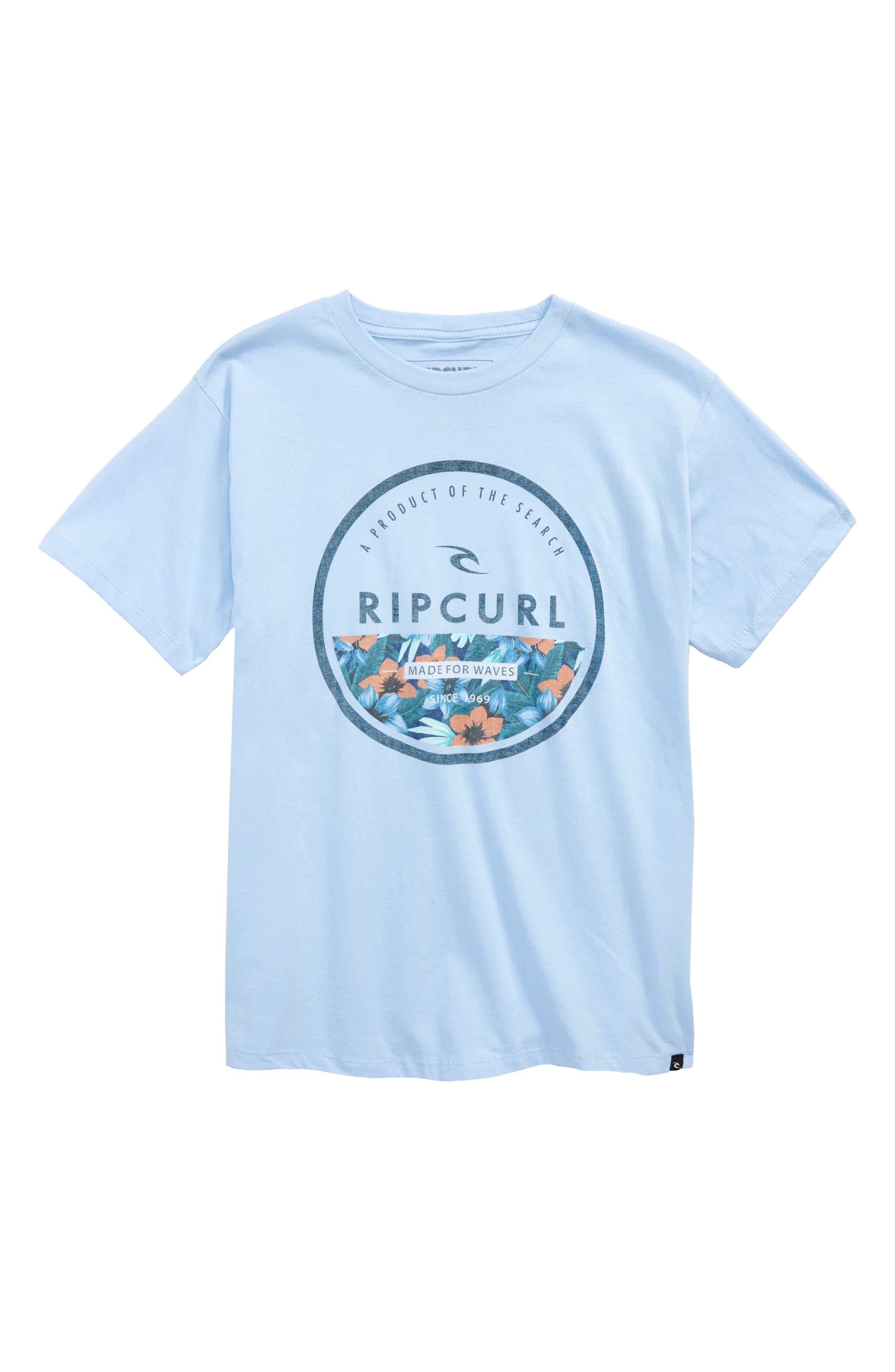 Progressive Premium T-Shirt,                             Main thumbnail 1, color,                             Light Blue