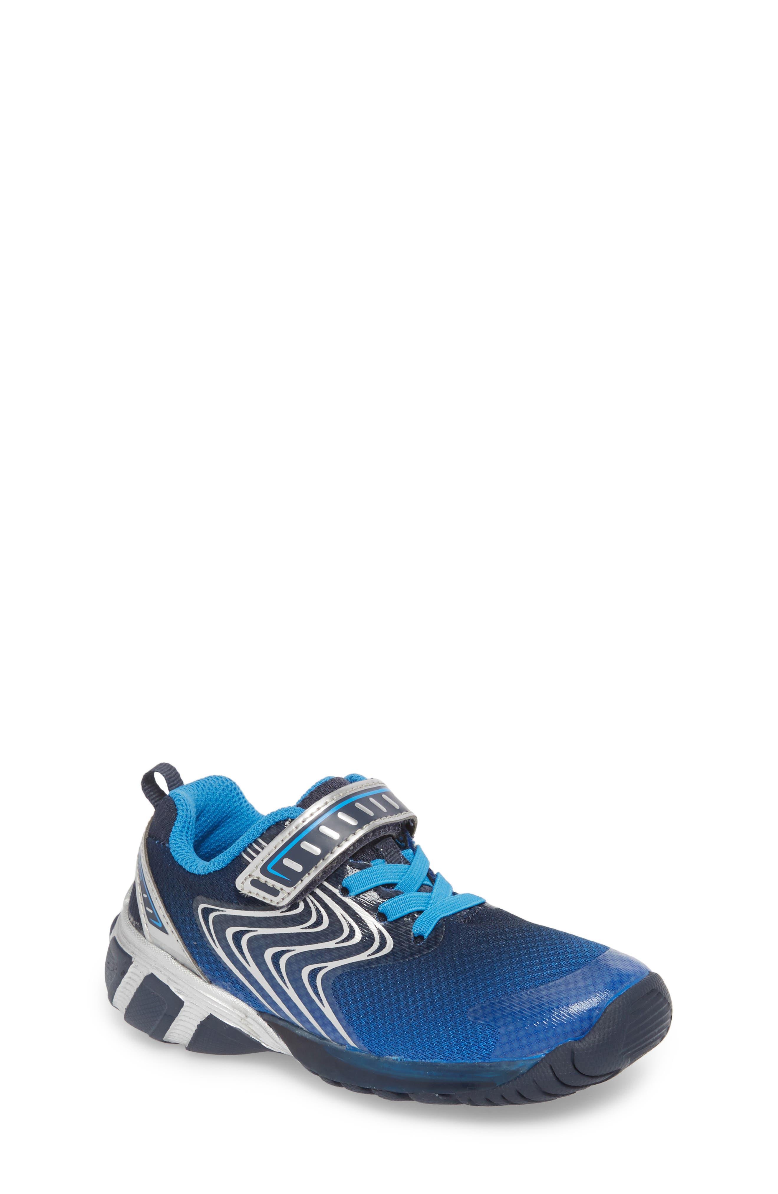 Alternate Image 1 Selected - Stride Rite Lights Lux Light-Up Sneaker (Walker &Toddler)