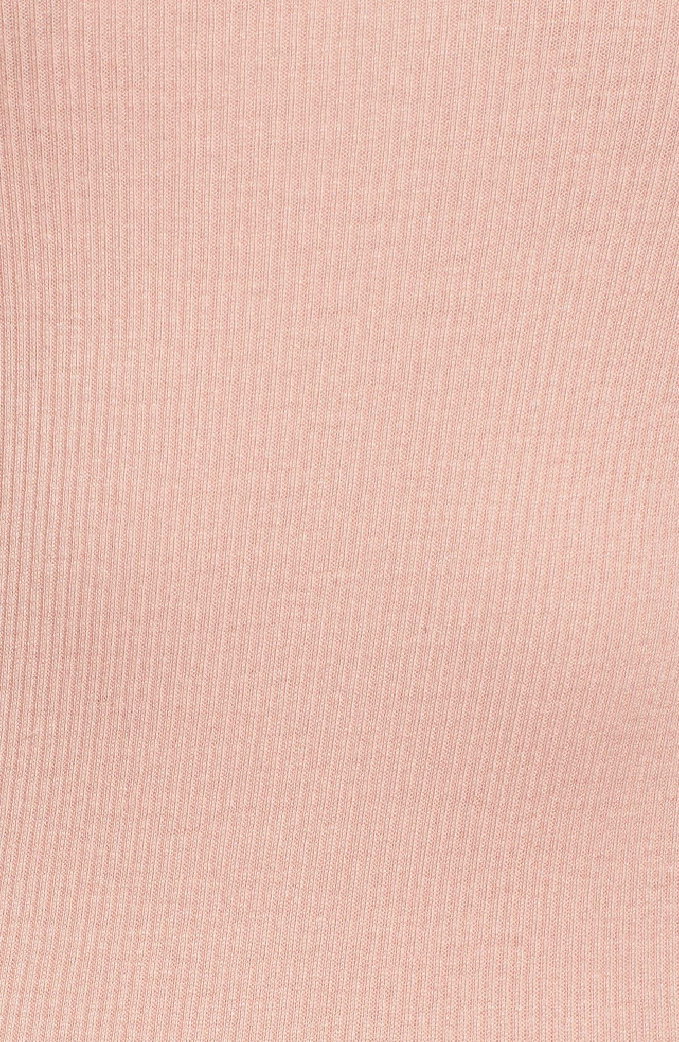 Alternate Image 5  - Rosemunde Brigit Lace Embellished Silk Blend Top