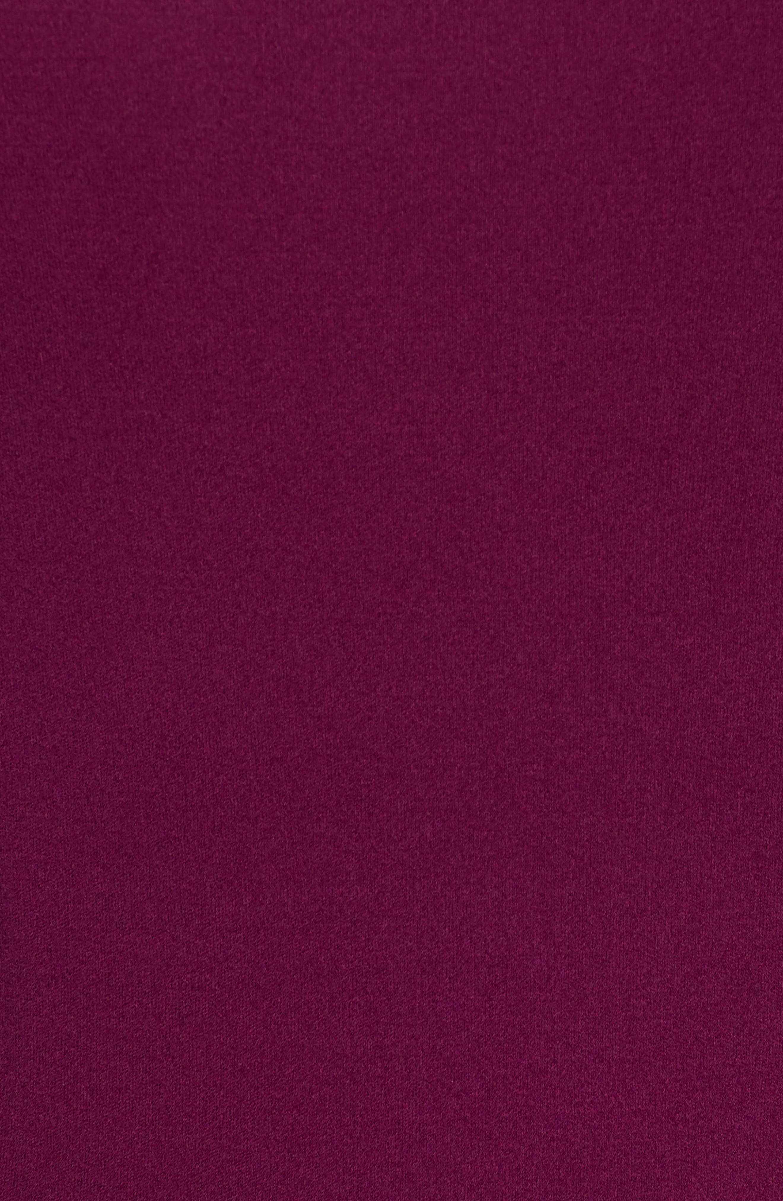 Long Scoop Neck Camisole,                             Alternate thumbnail 6, color,                             Boysenberry