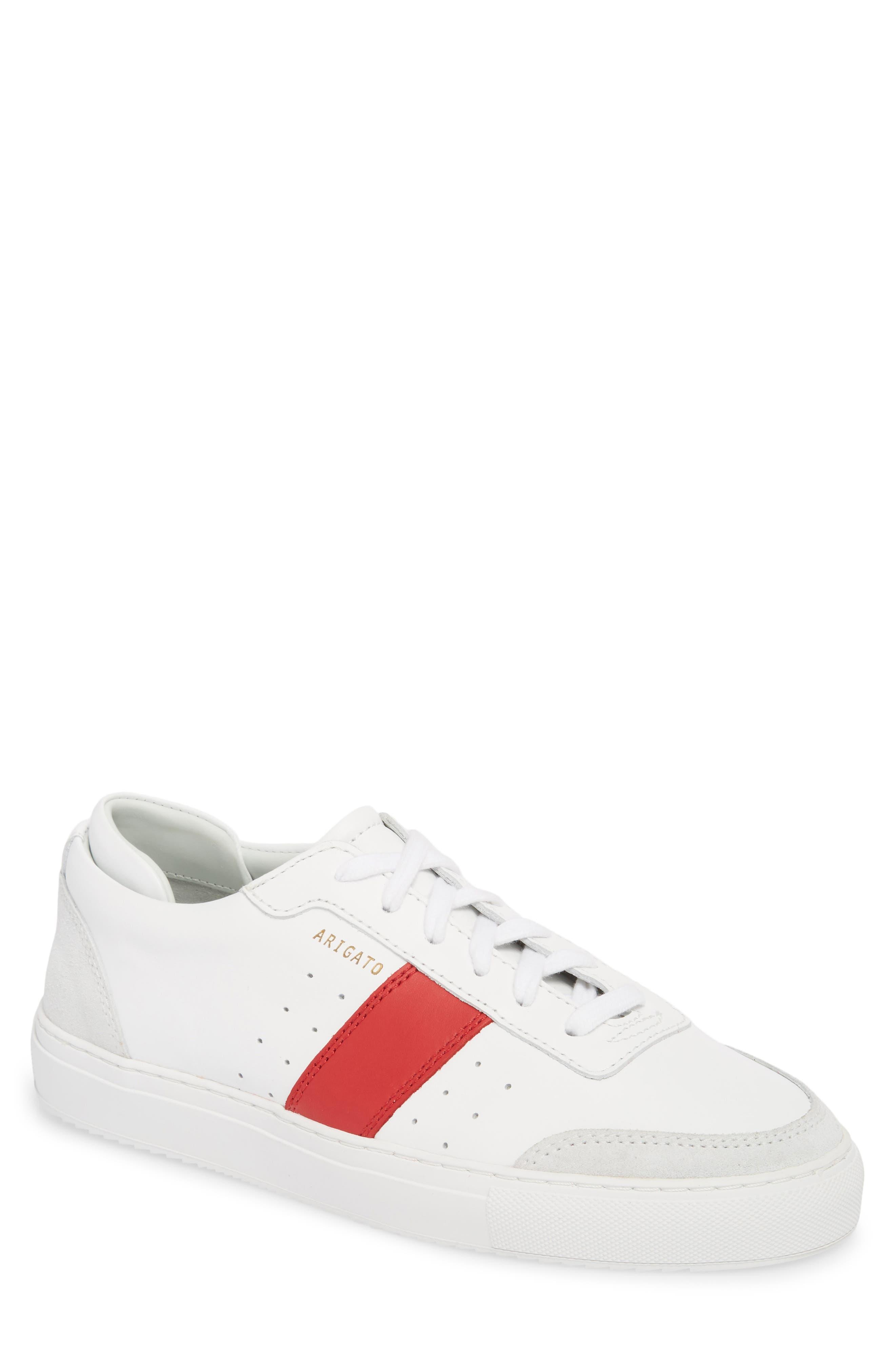 Axel Arigato Dunk Striped Sneaker (Men)