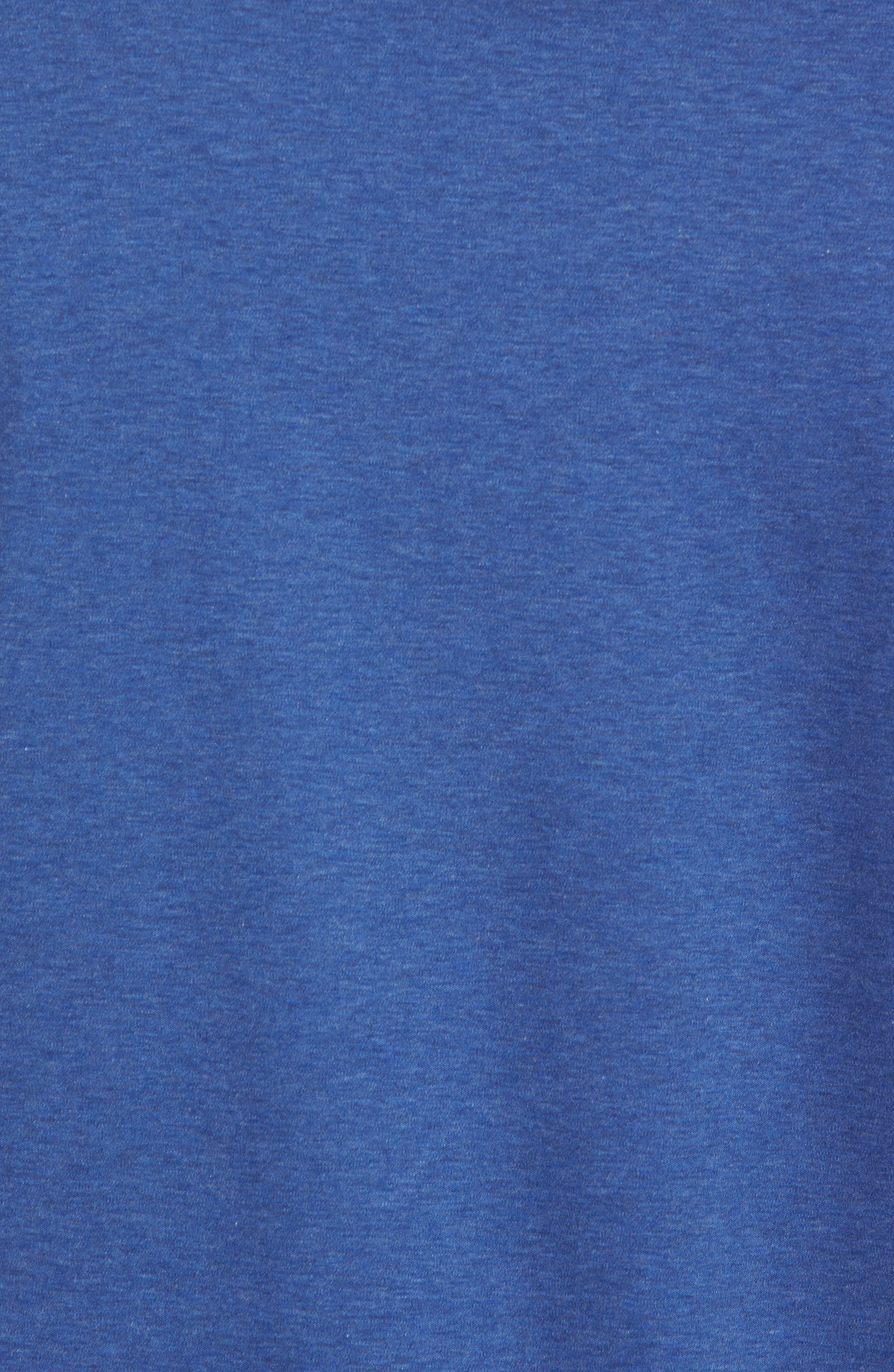 Knit Polo,                             Alternate thumbnail 5, color,                             Night Blue