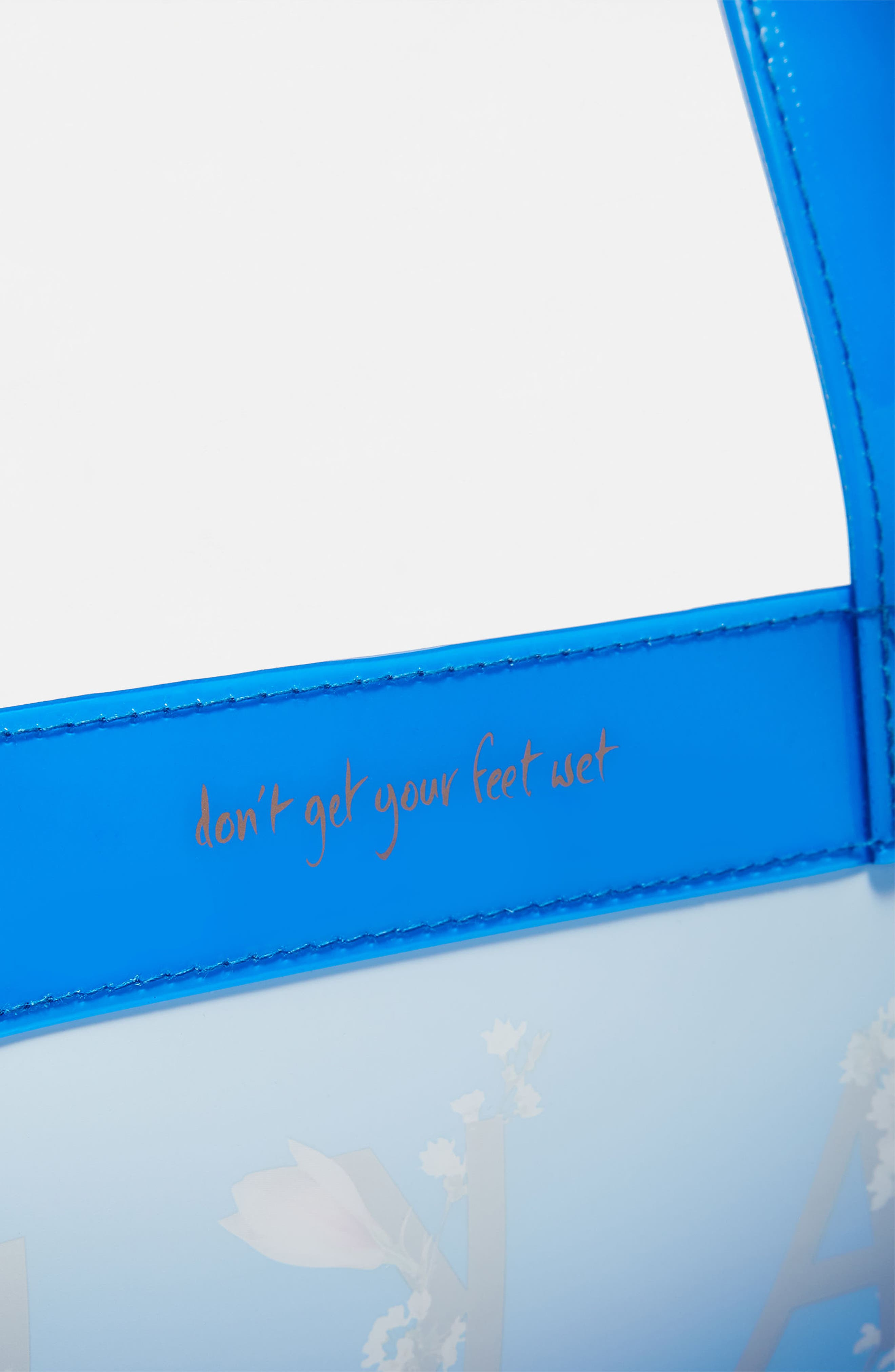 Fizz Tote,                             Alternate thumbnail 5, color,                             Bright Blue