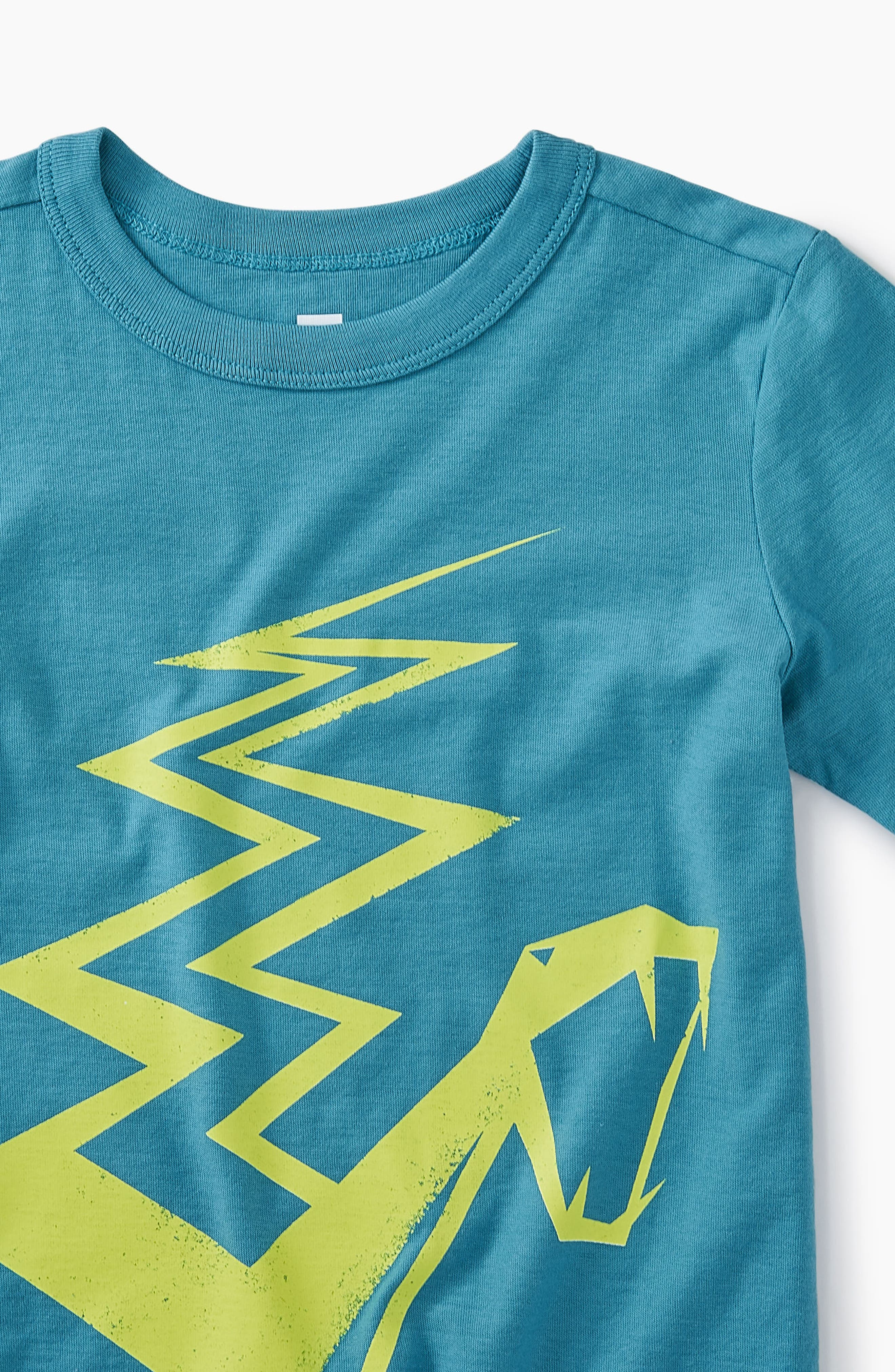 Snake Graphic T-Shirt,                             Alternate thumbnail 2, color,                             Pagoda Blue