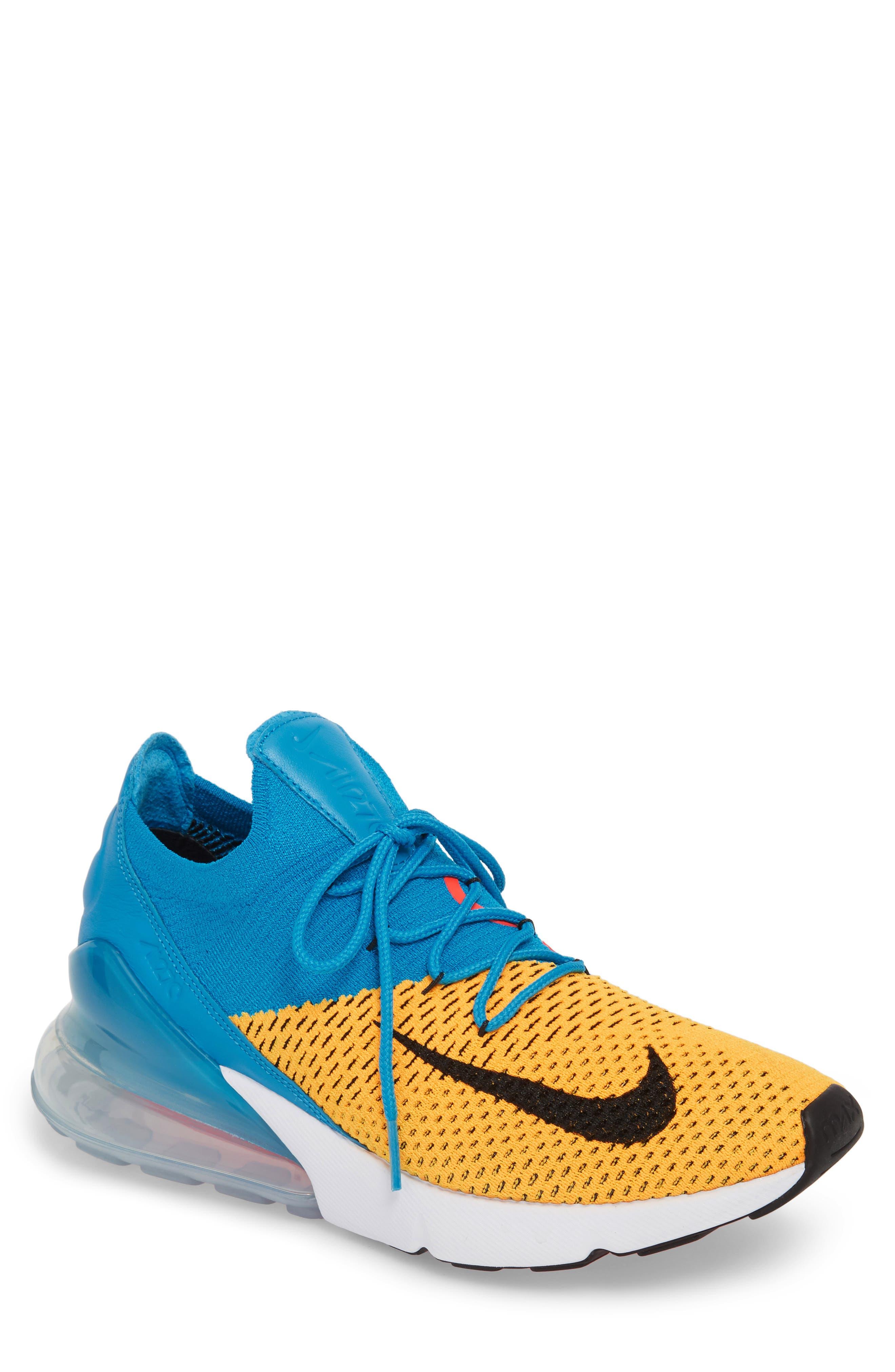 Nike Air Max 270 Flyknit Sneaker (Men)