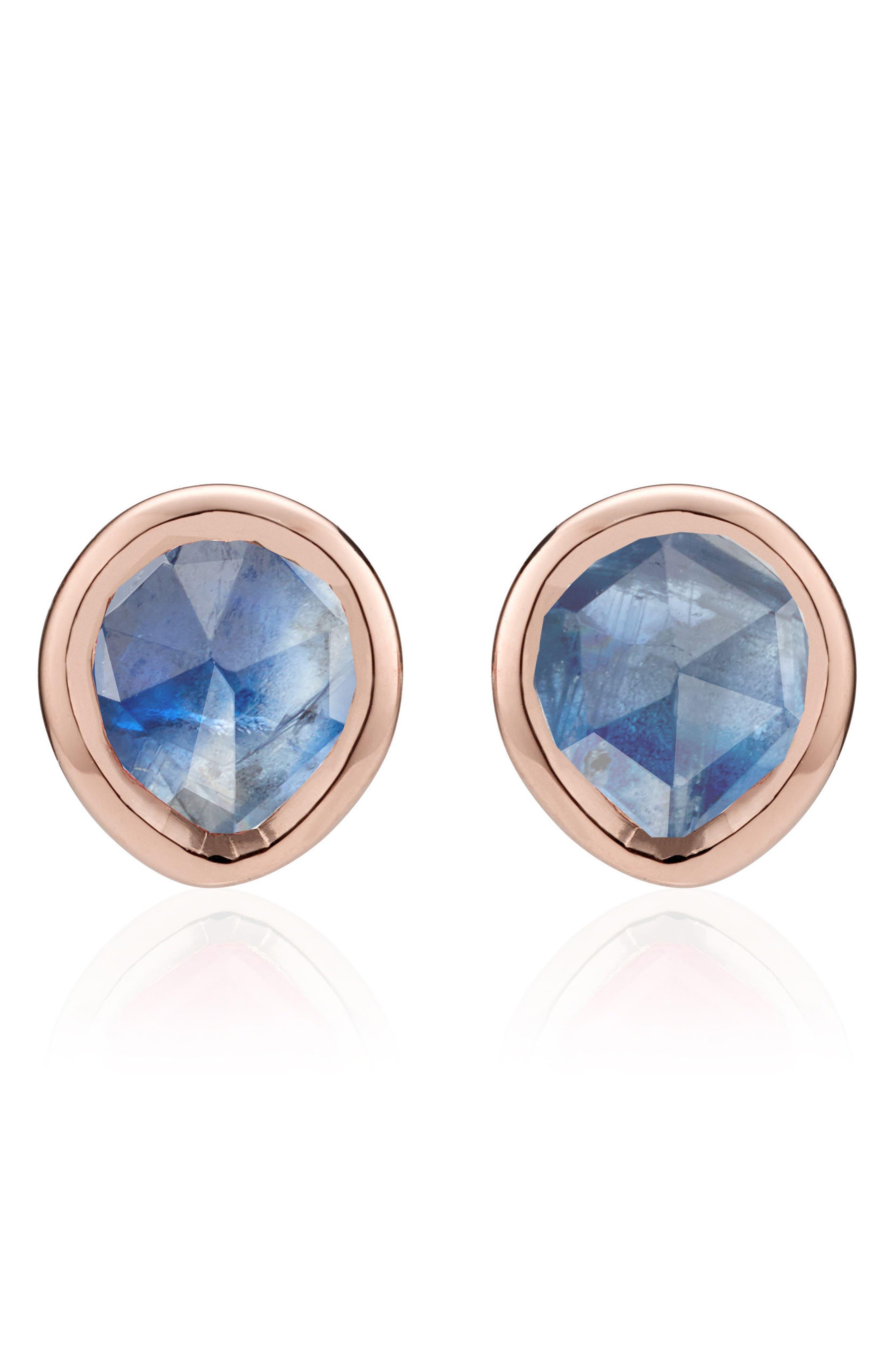 Monica Vinader Siren Mini Stud Earrings