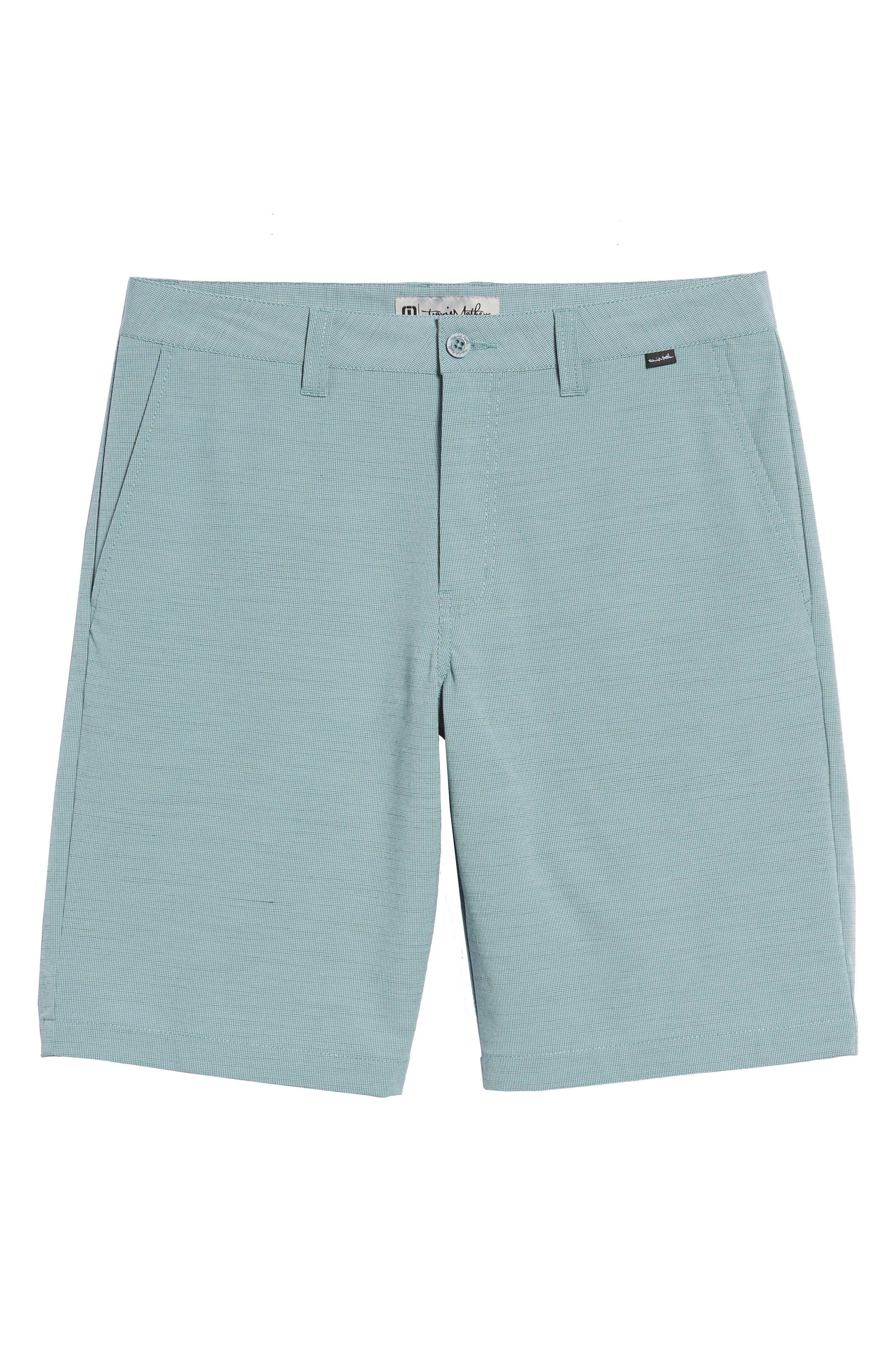 Tulum Stretch Shorts,                             Alternate thumbnail 6, color,                             Canton