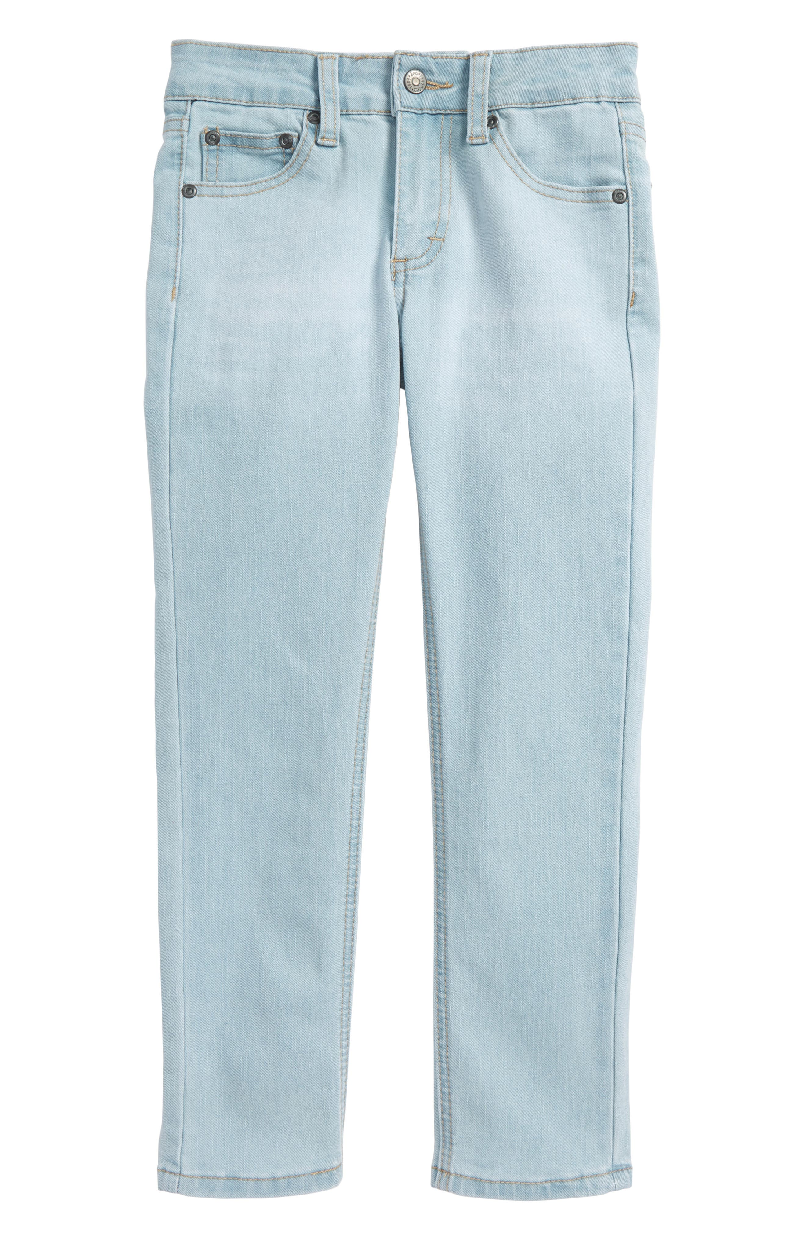 Skinny Fit Jeans,                         Main,                         color, Waterfall