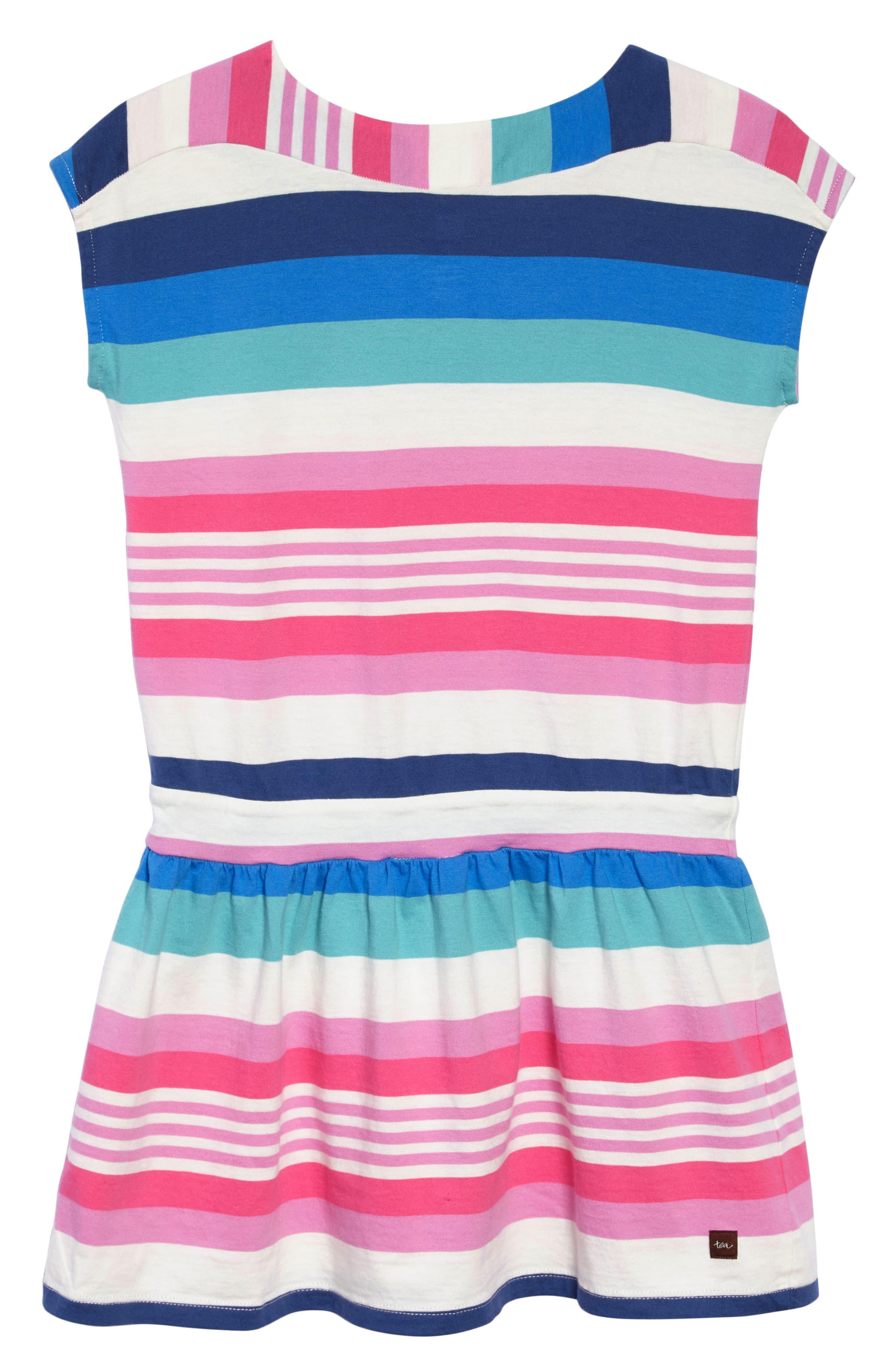 Alternate Image 2  - Tea Collection Summer Dress (Toddler Girls, Little Girls & Big Girls)