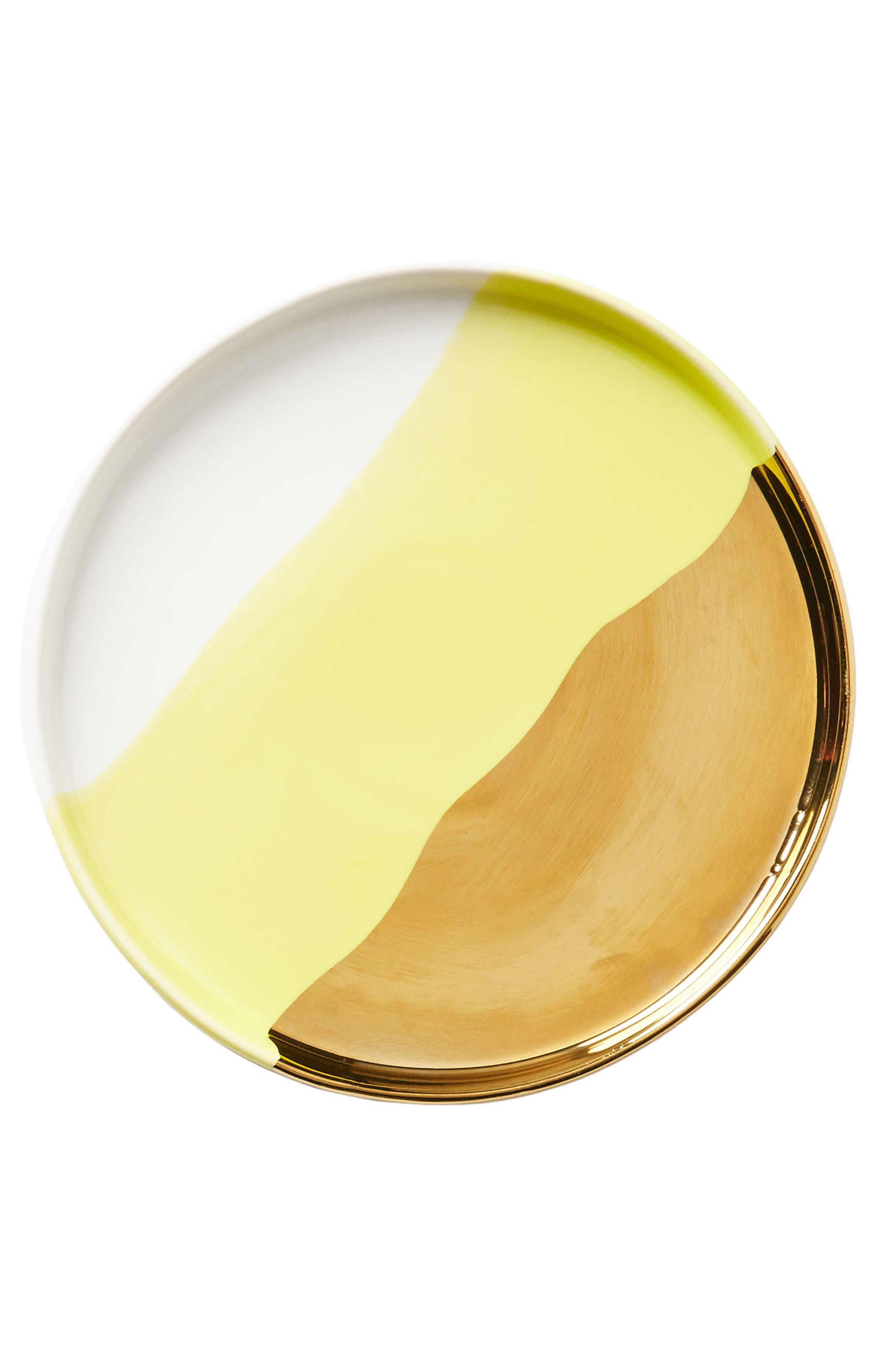 Tamatoa Side Plate,                             Alternate thumbnail 6, color,                             Chartreuse