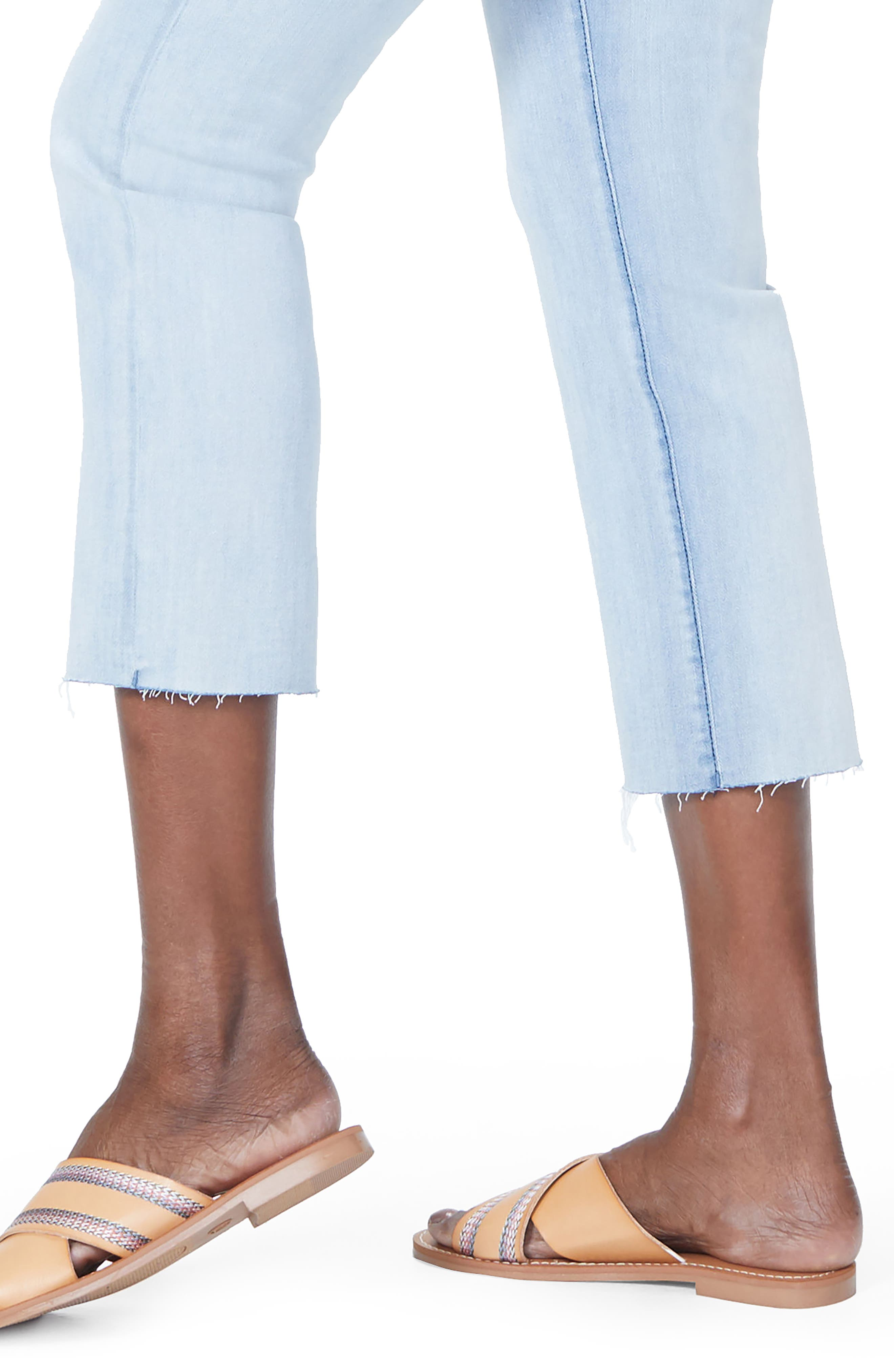 Marilyn Ankle Skinny Jeans,                             Alternate thumbnail 4, color,                             Stillwater