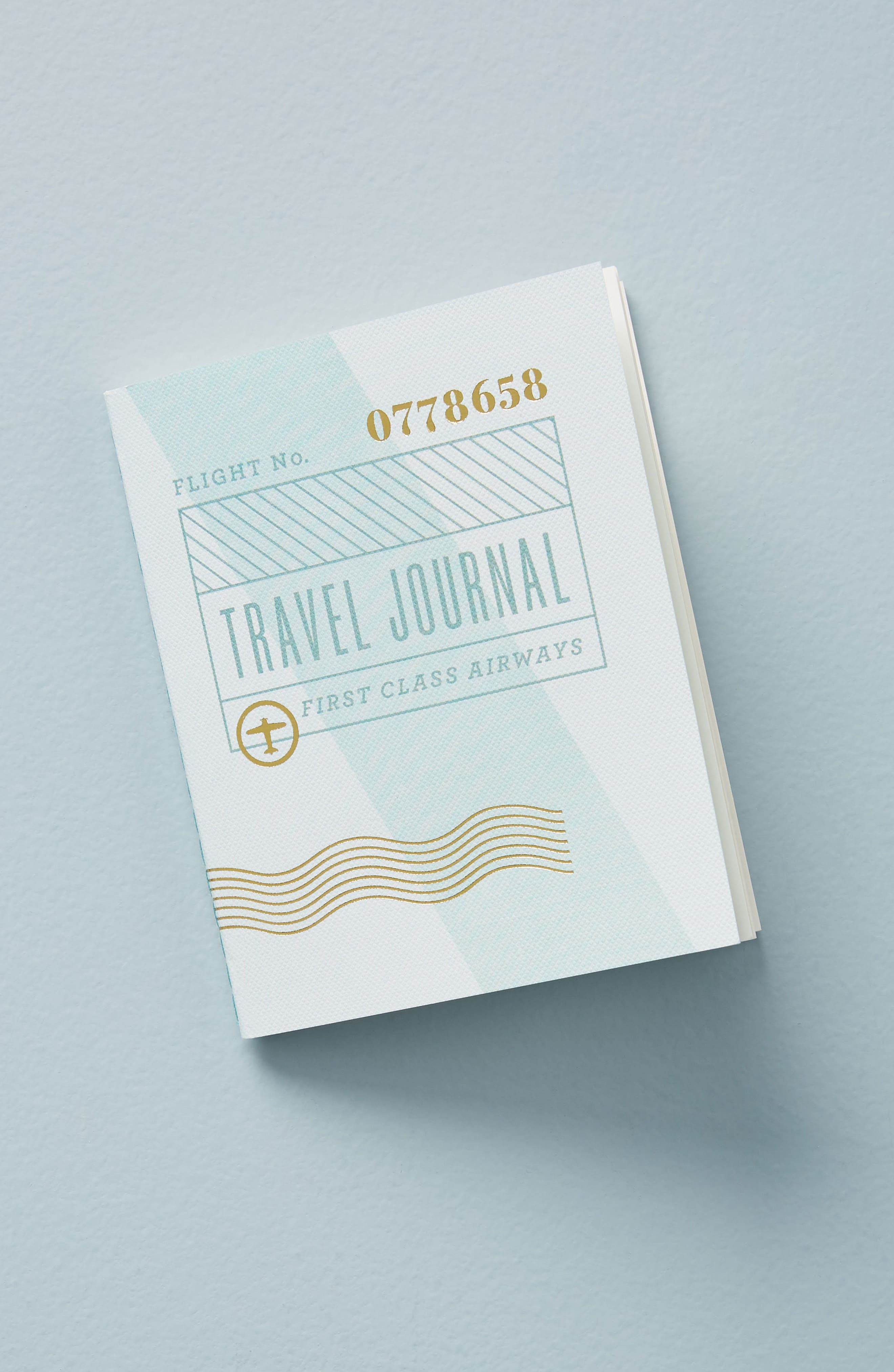 Locale Travel Journal,                         Main,                         color, Mint