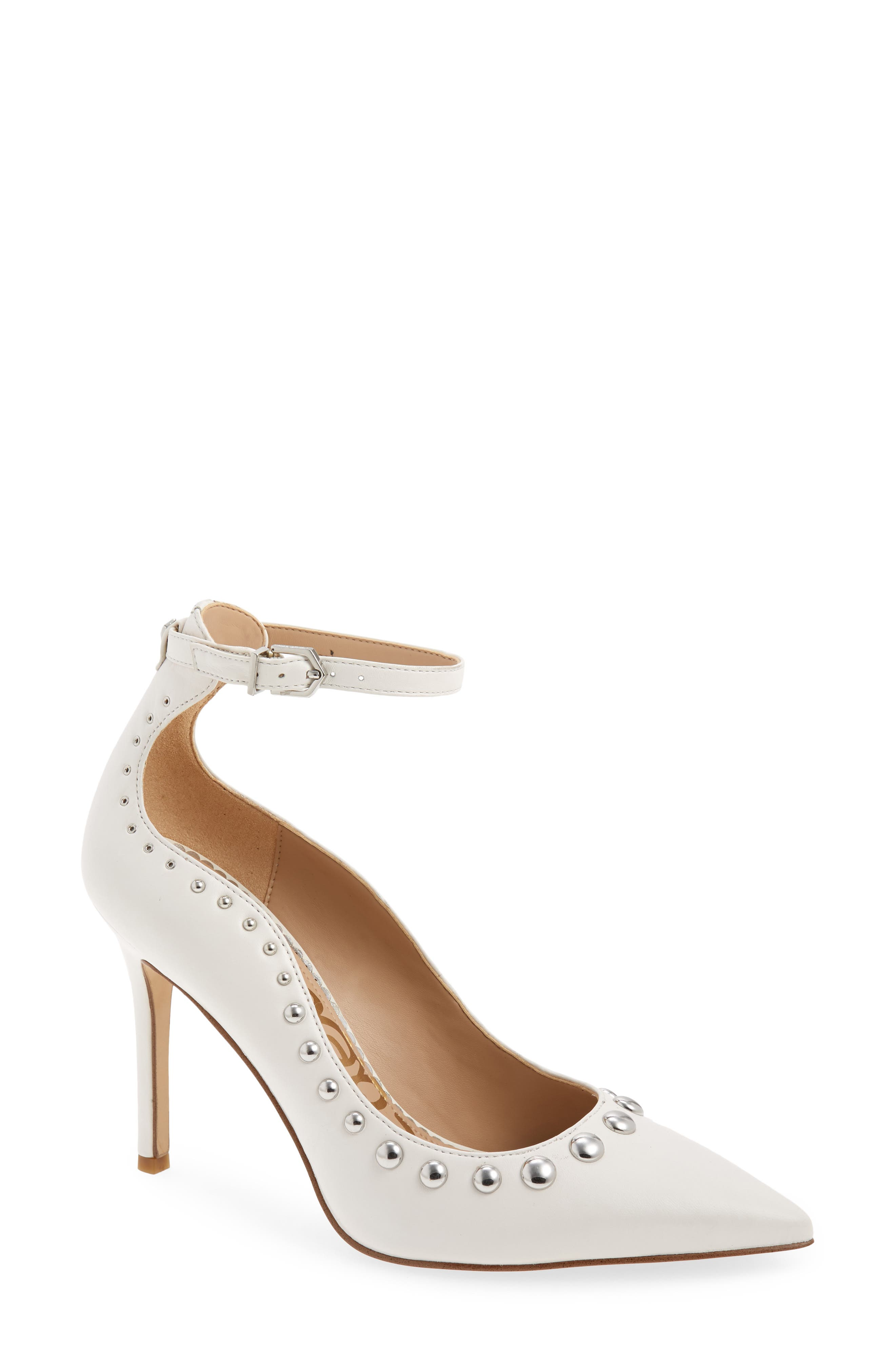 Natalie 2 Embroidered Sequined Pumps t8UtxtXbk