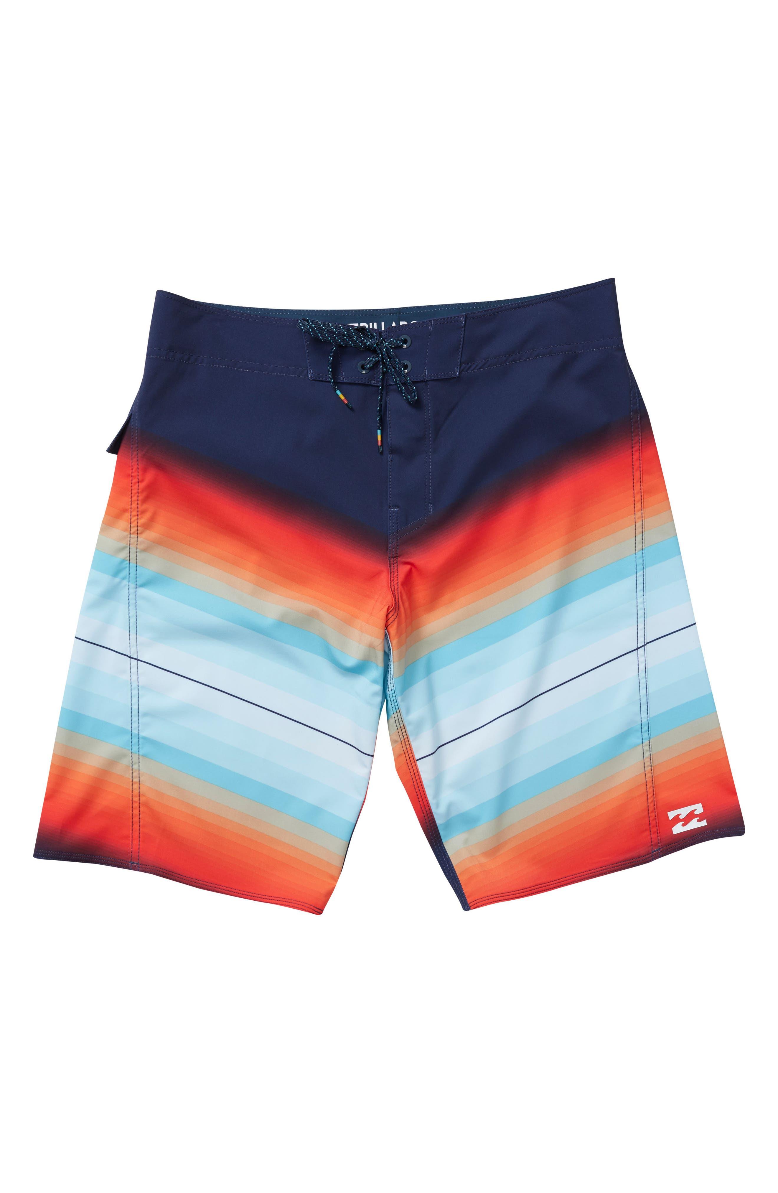 Billabong Fluid X Board Shorts (Big Boys)