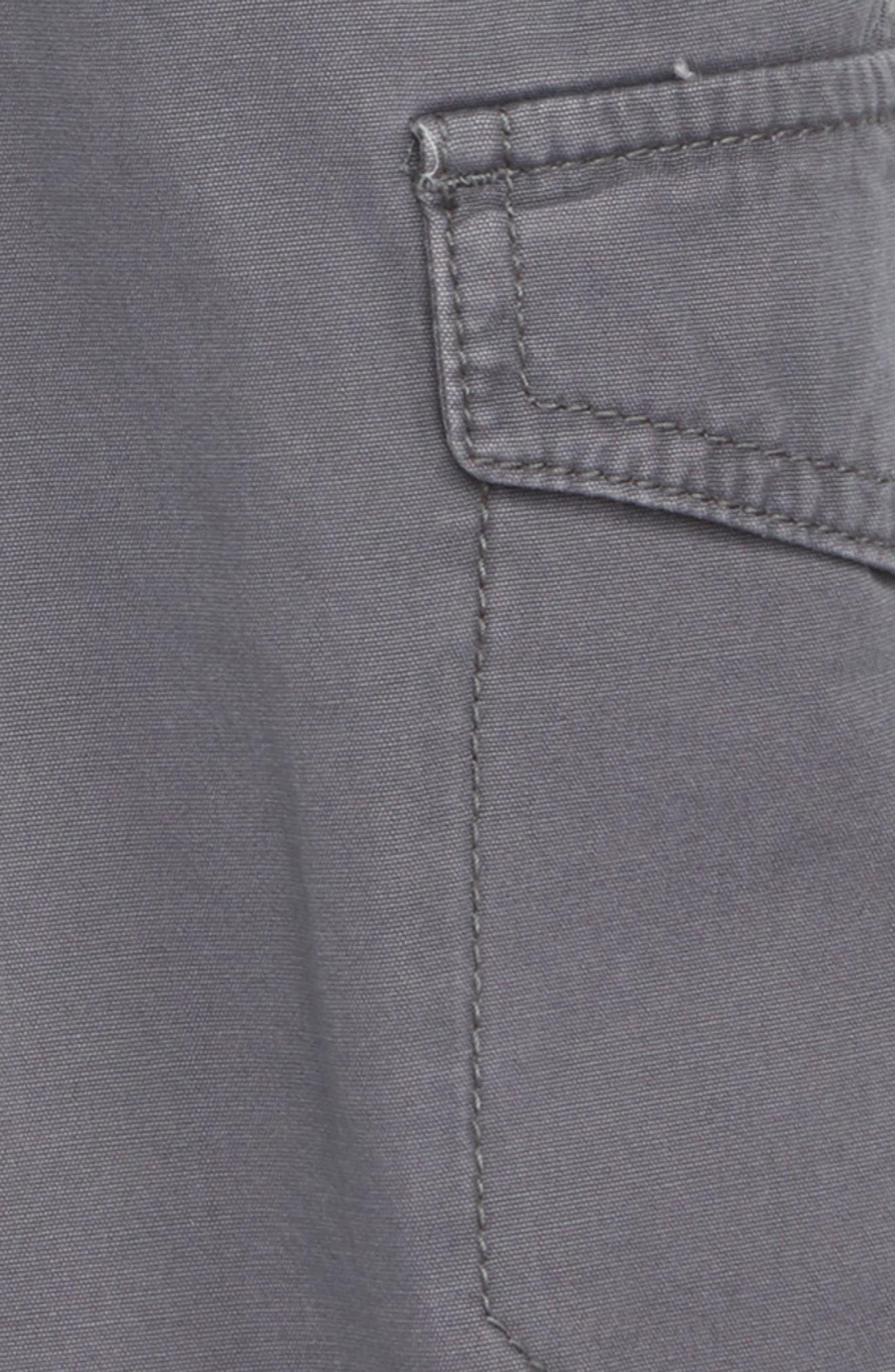 Utility Shorts,                             Alternate thumbnail 2, color,                             Grey Castlerock