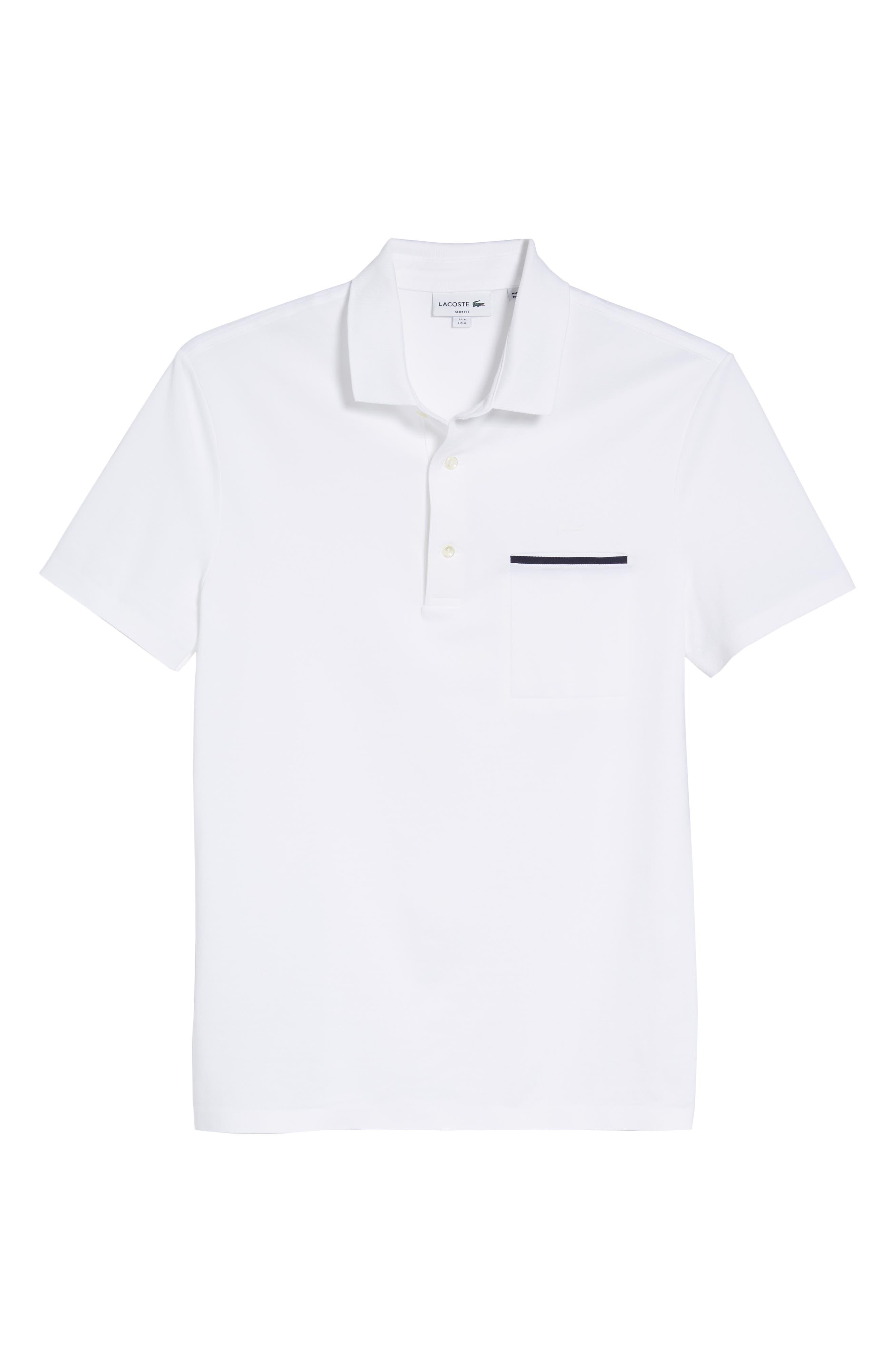 Alternate Image 6  - Lacoste Cas Eligance Piqué Polo