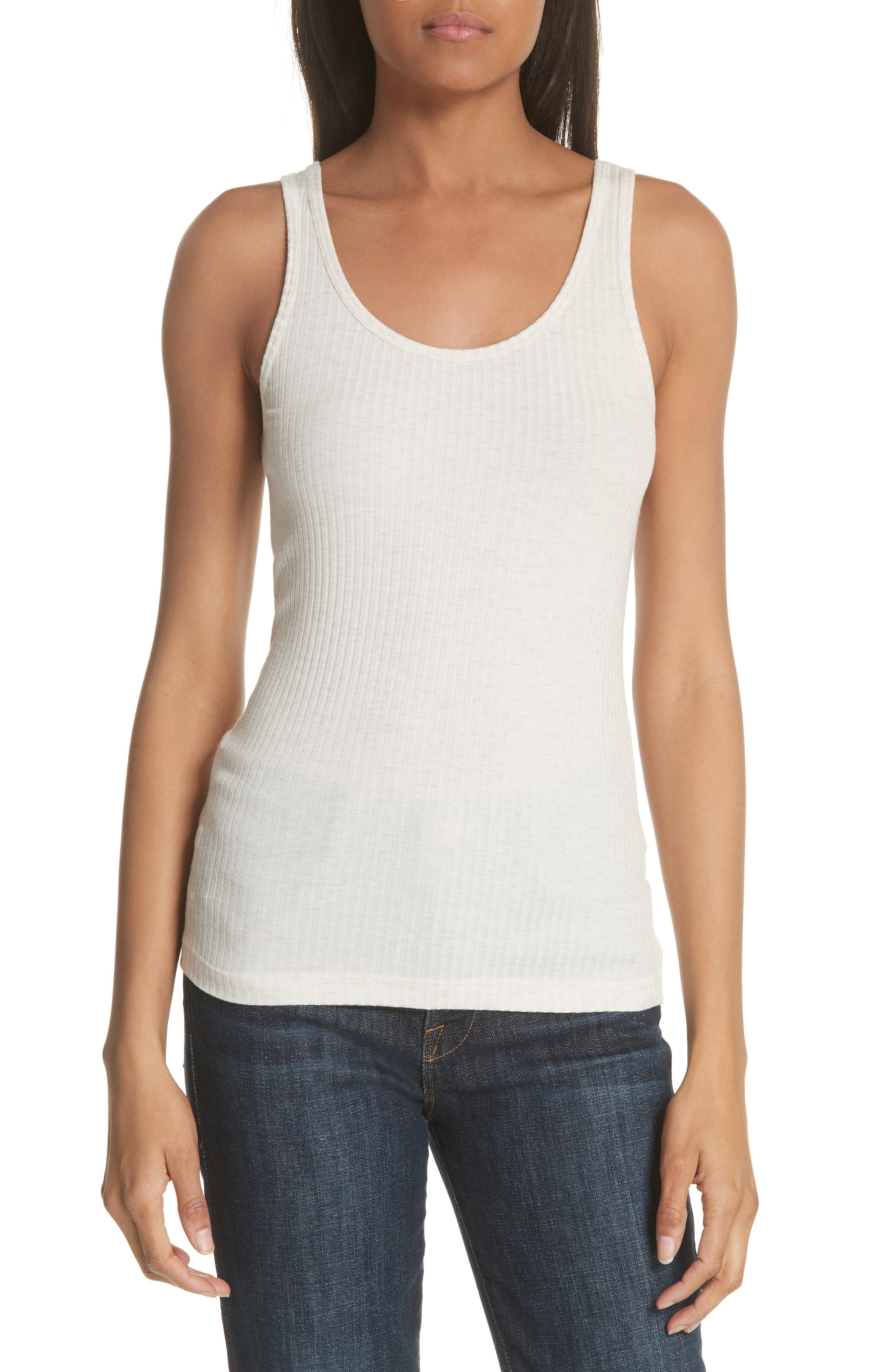 ATM Anthony Thomas Melillo Boy Ribbed Tank