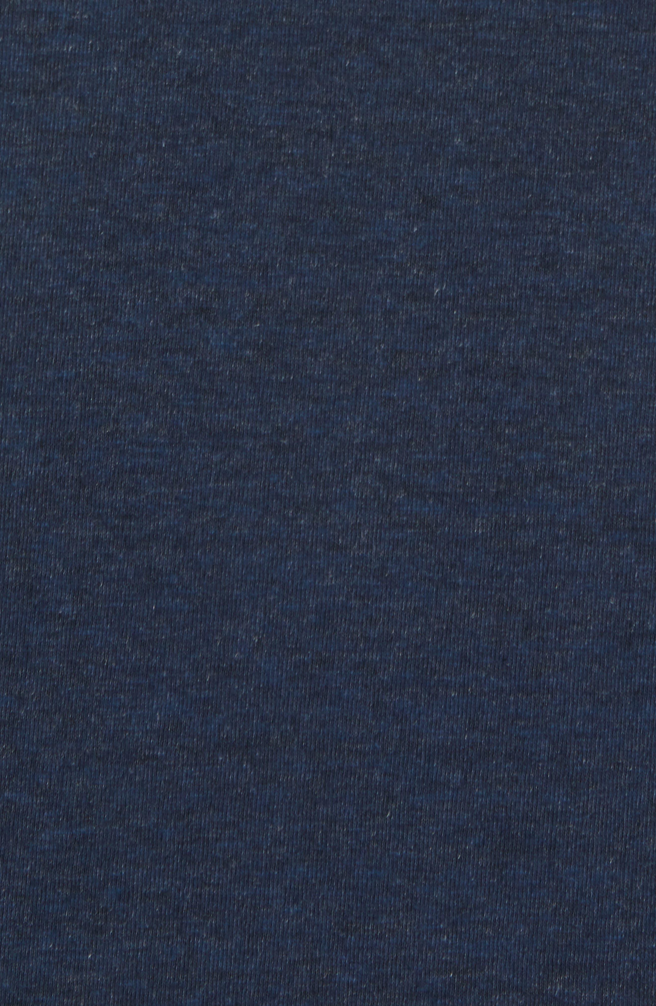 Winslow T-Shirt,                             Alternate thumbnail 5, color,                             Heather Navy
