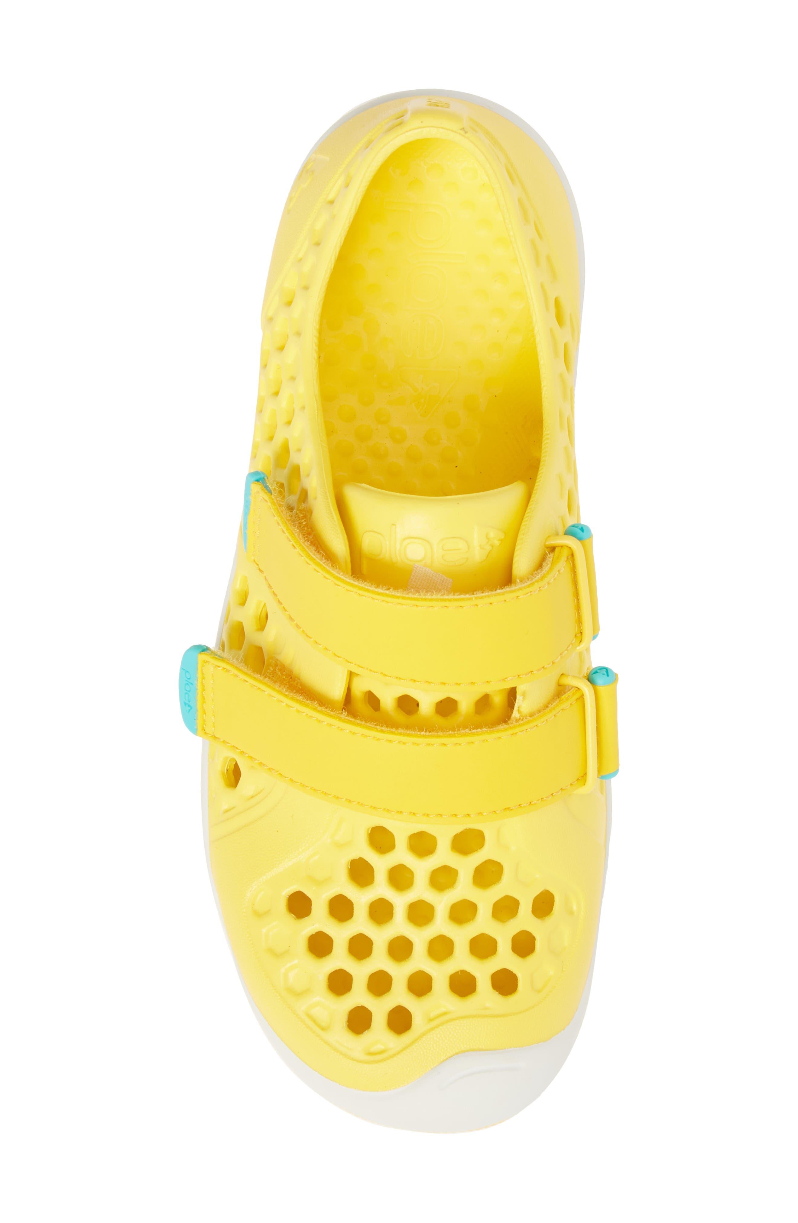 Mimo Customizable Sneaker,                             Alternate thumbnail 5, color,                             Dandelion