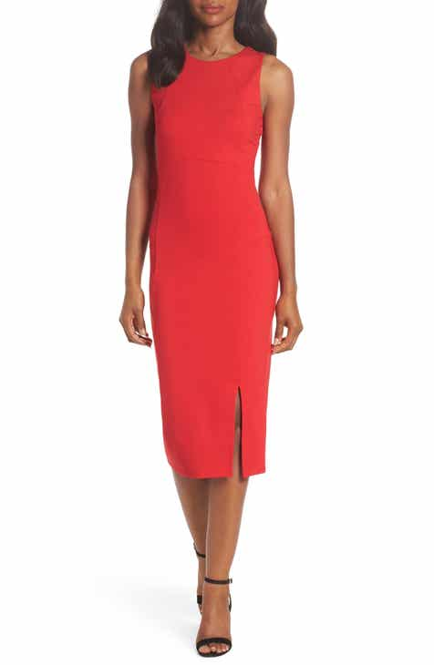 Red Cocktail Amp Party Dresses Nordstrom