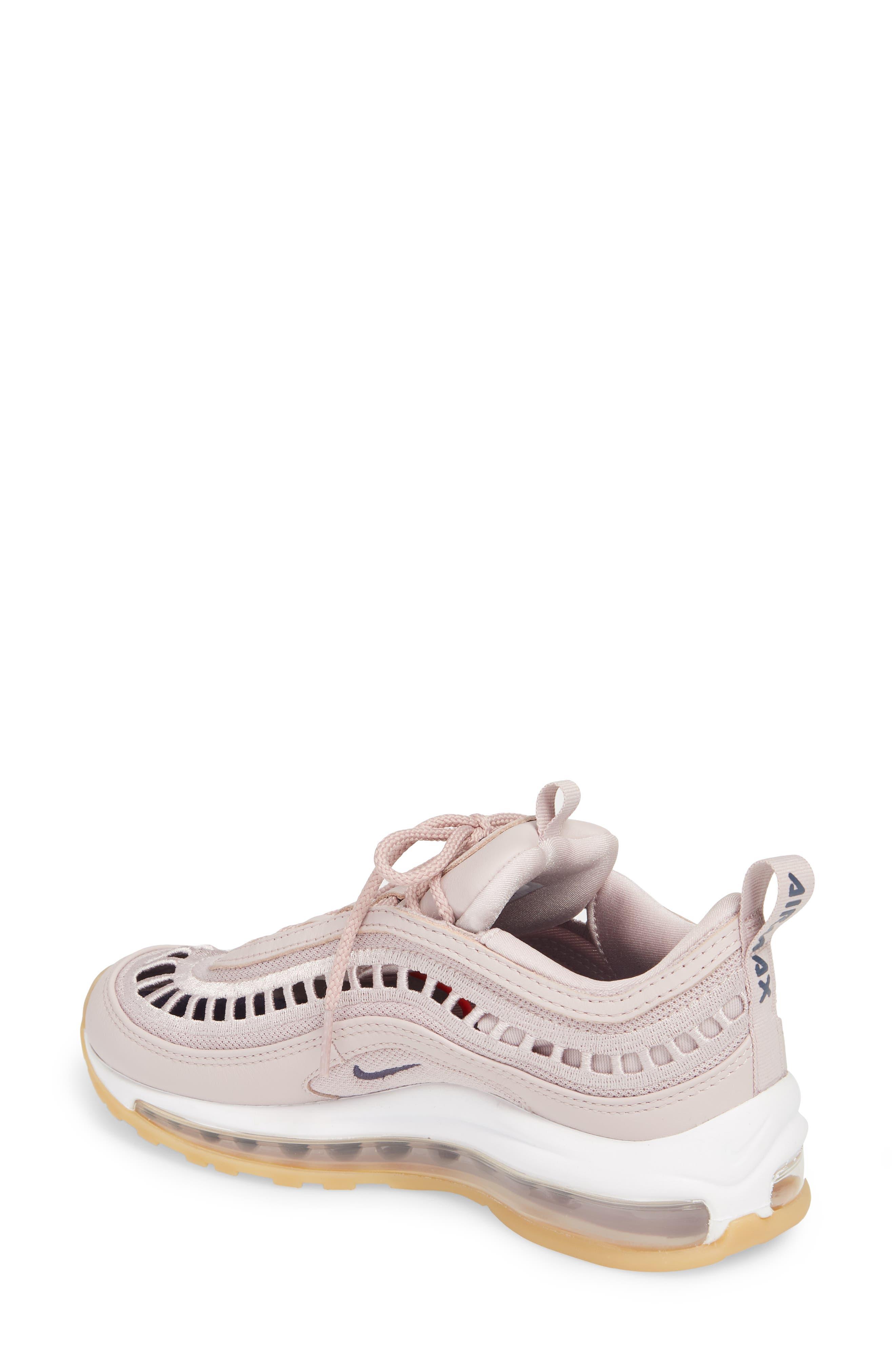 Air Max 97 Ultra '17 SI Sneaker,                             Alternate thumbnail 2, color,                             Particle Rose/ Neutral Indigo