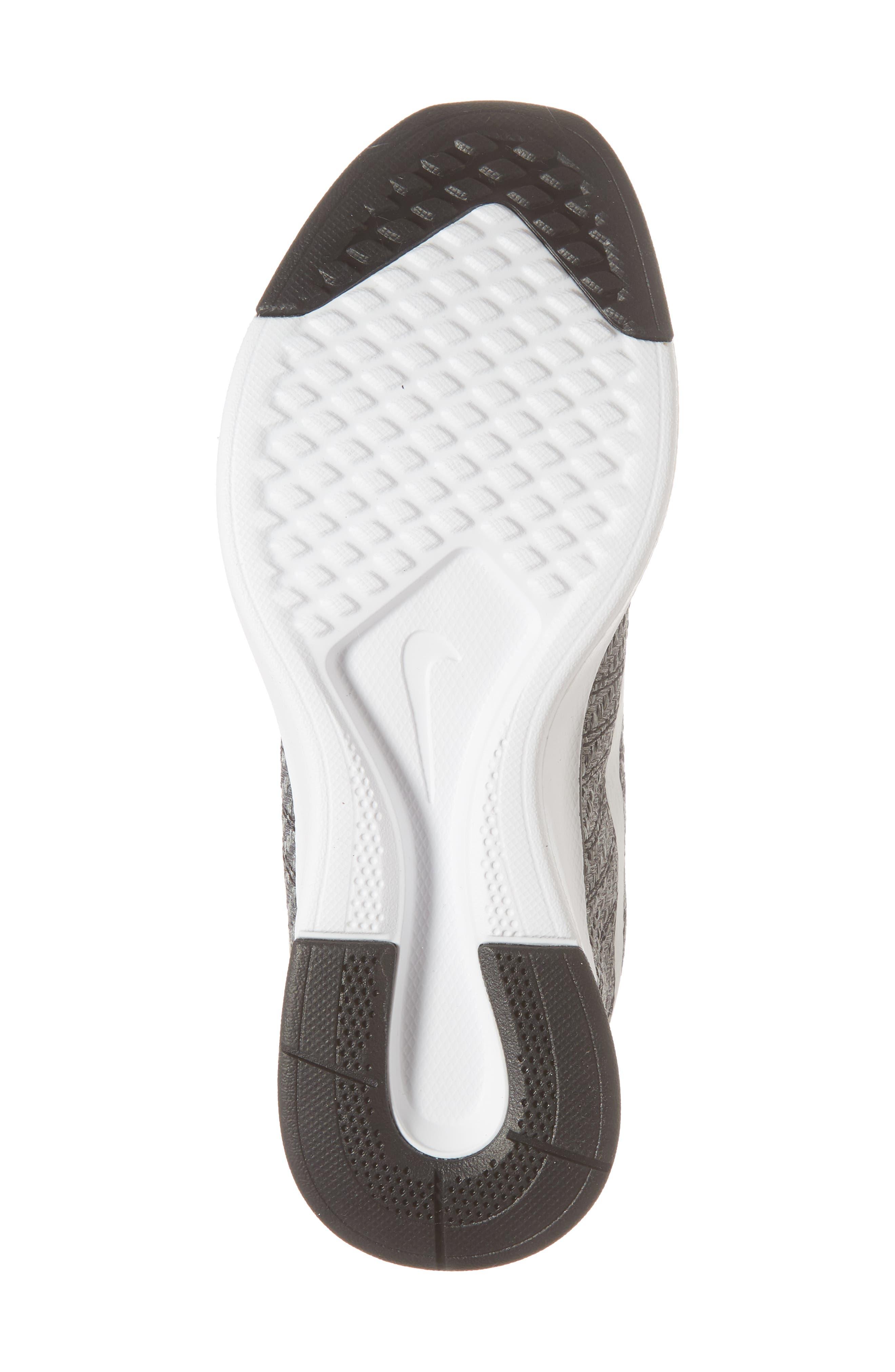 Dualtone Racer SE Sneaker,                             Alternate thumbnail 6, color,                             Black/ Vast Grey/ White