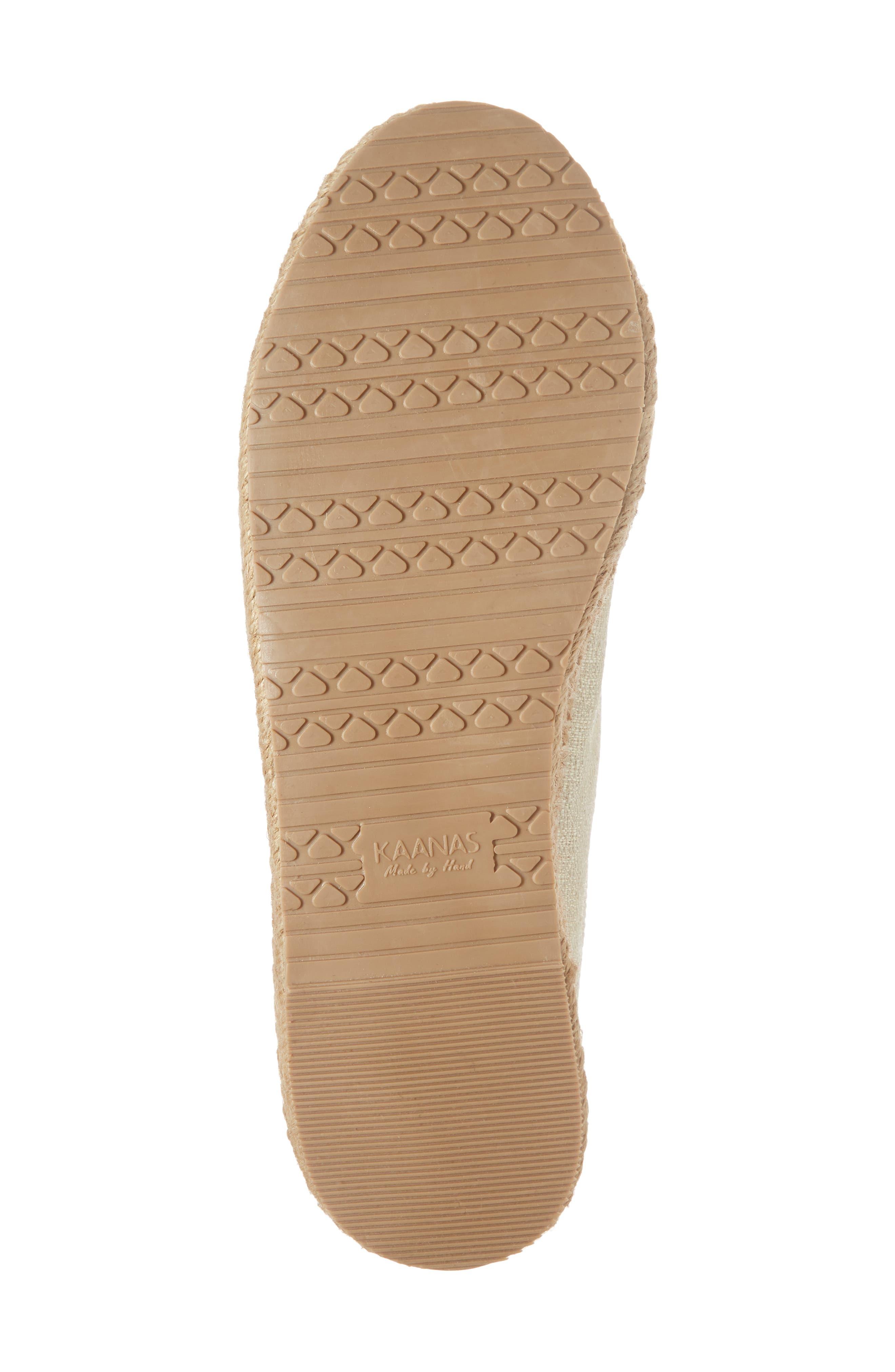 Nogales Sneaker Espadrille,                             Alternate thumbnail 6, color,                             Ivory