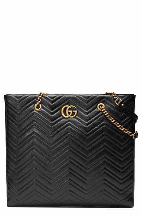 740d6f5f3 Gucci Tote Bags for Women: Leather, Coated Canvas, & Neoprene ...