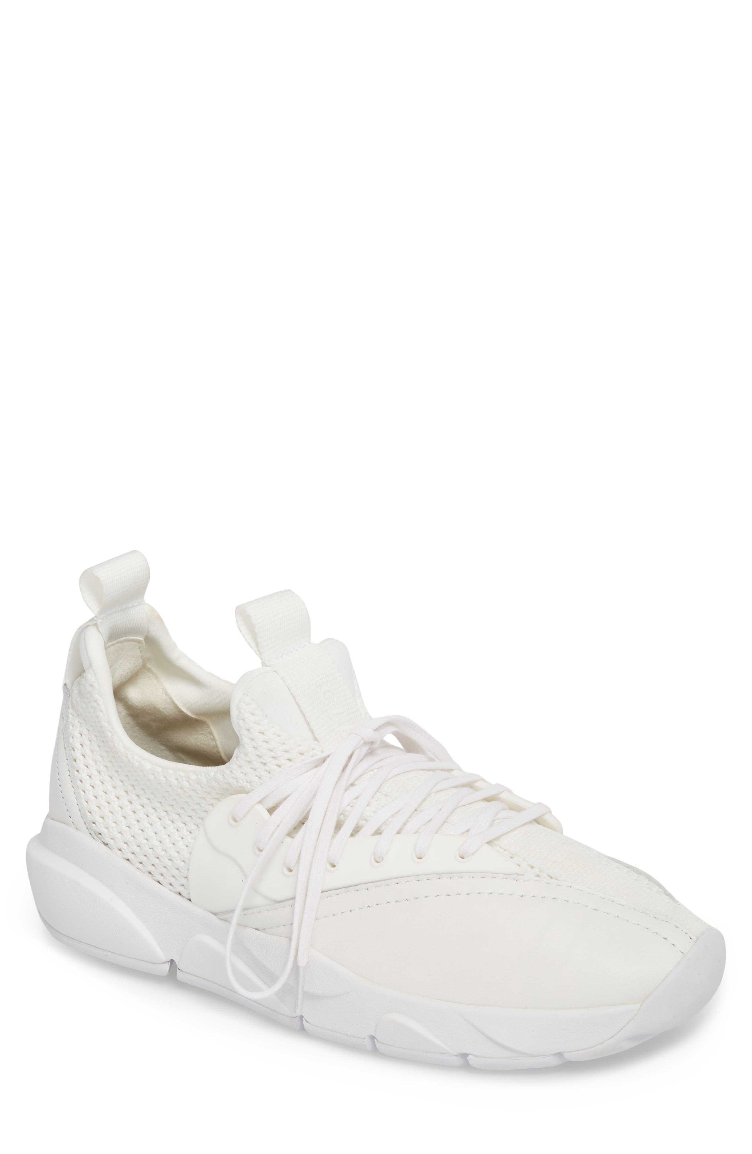 Clear Weather The Cloud Stryke Sneaker,                             Main thumbnail 1, color,                             White Hawk