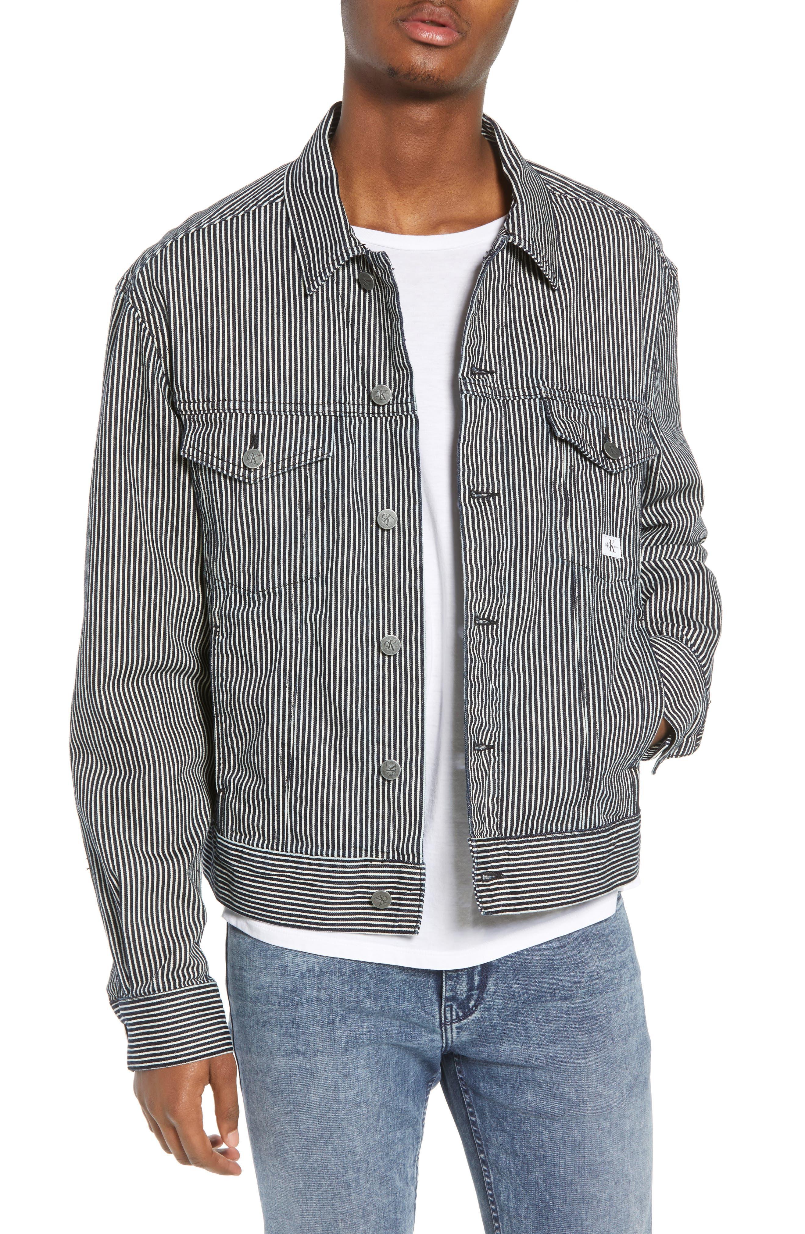 Main Image - Calvin Klein Jeans Archive Trucker Jacket