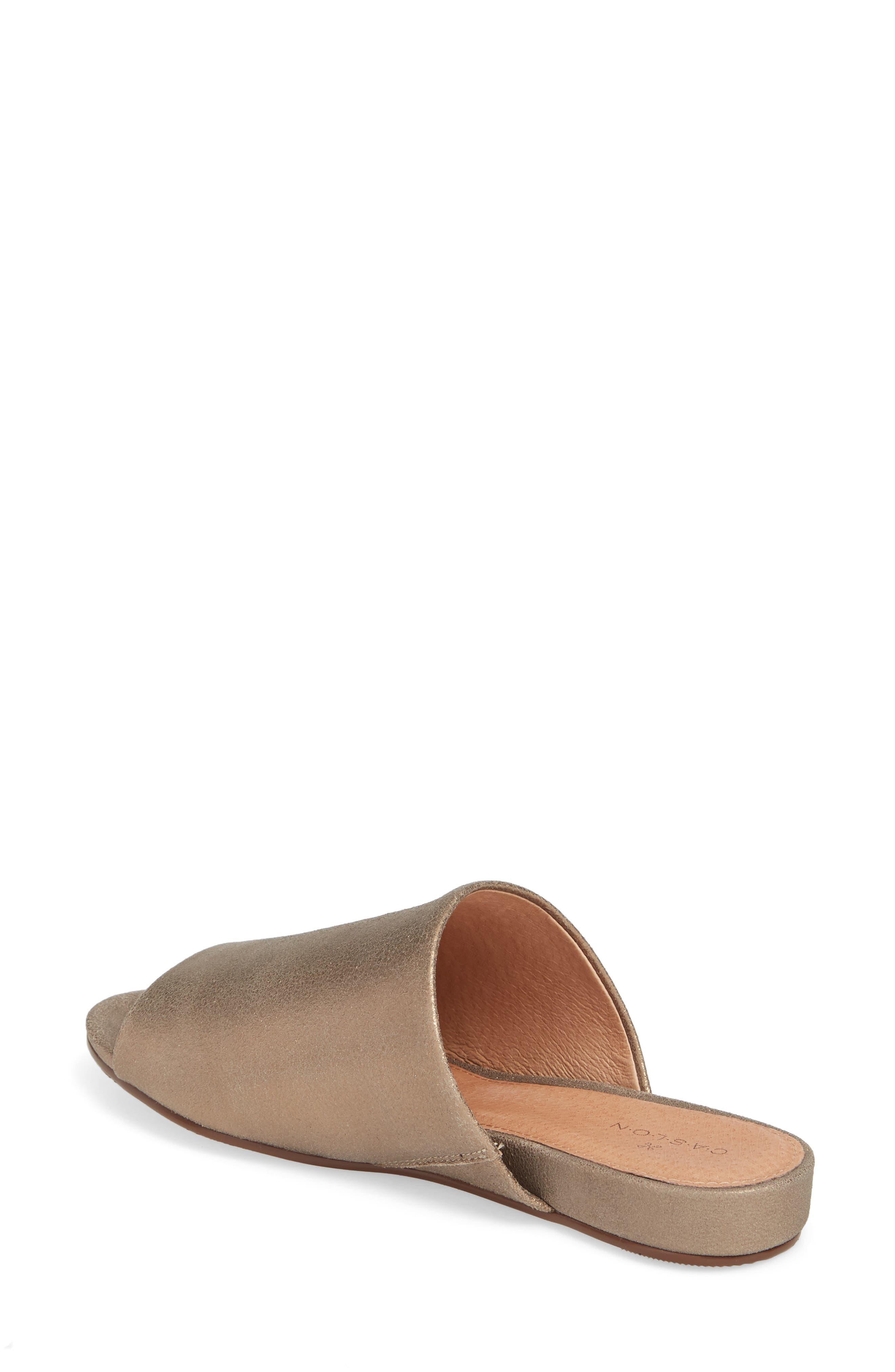 Alternate Image 2  - Caslon® Kiana Slide Sandal (Women)