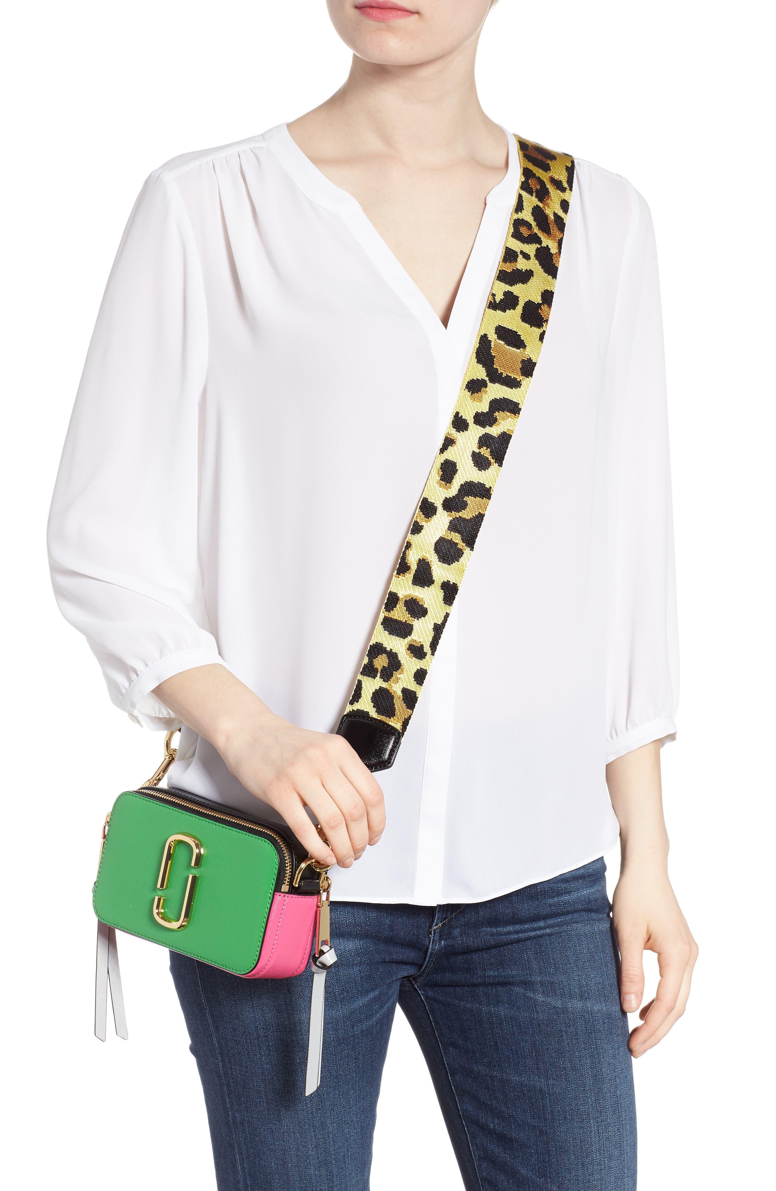 Alternate Image 2  - MARC JACOBS Snapshot Crossbody Bag