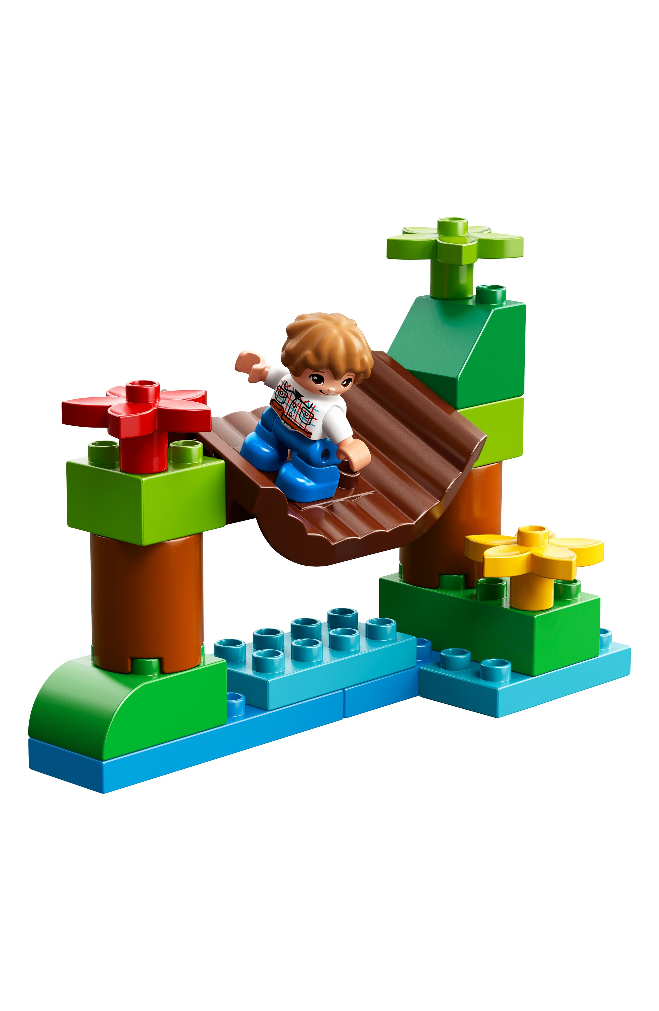 DUPLO<sup>®</sup> Gentle Giants Petting Zoo - 10879,                             Alternate thumbnail 2, color,                             Multi